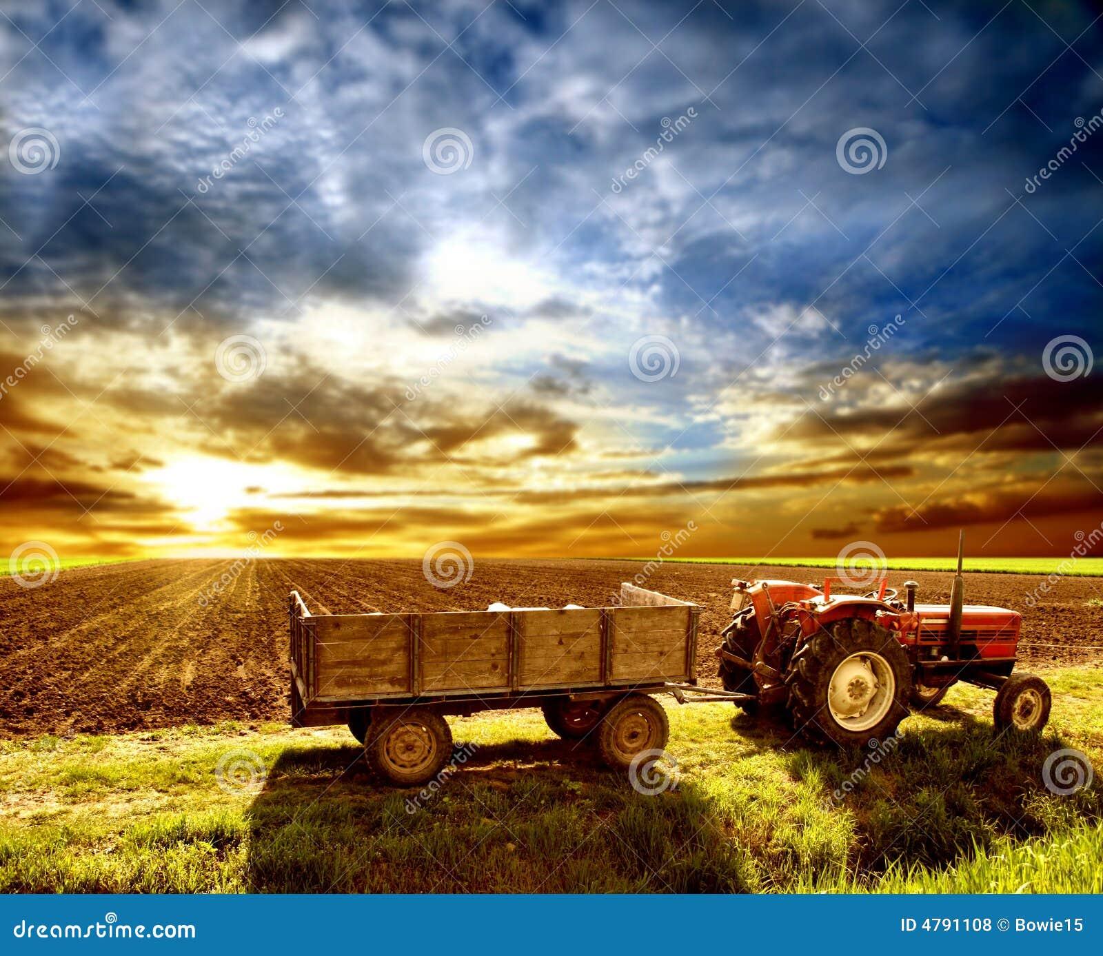Agriculture aménagée en parc
