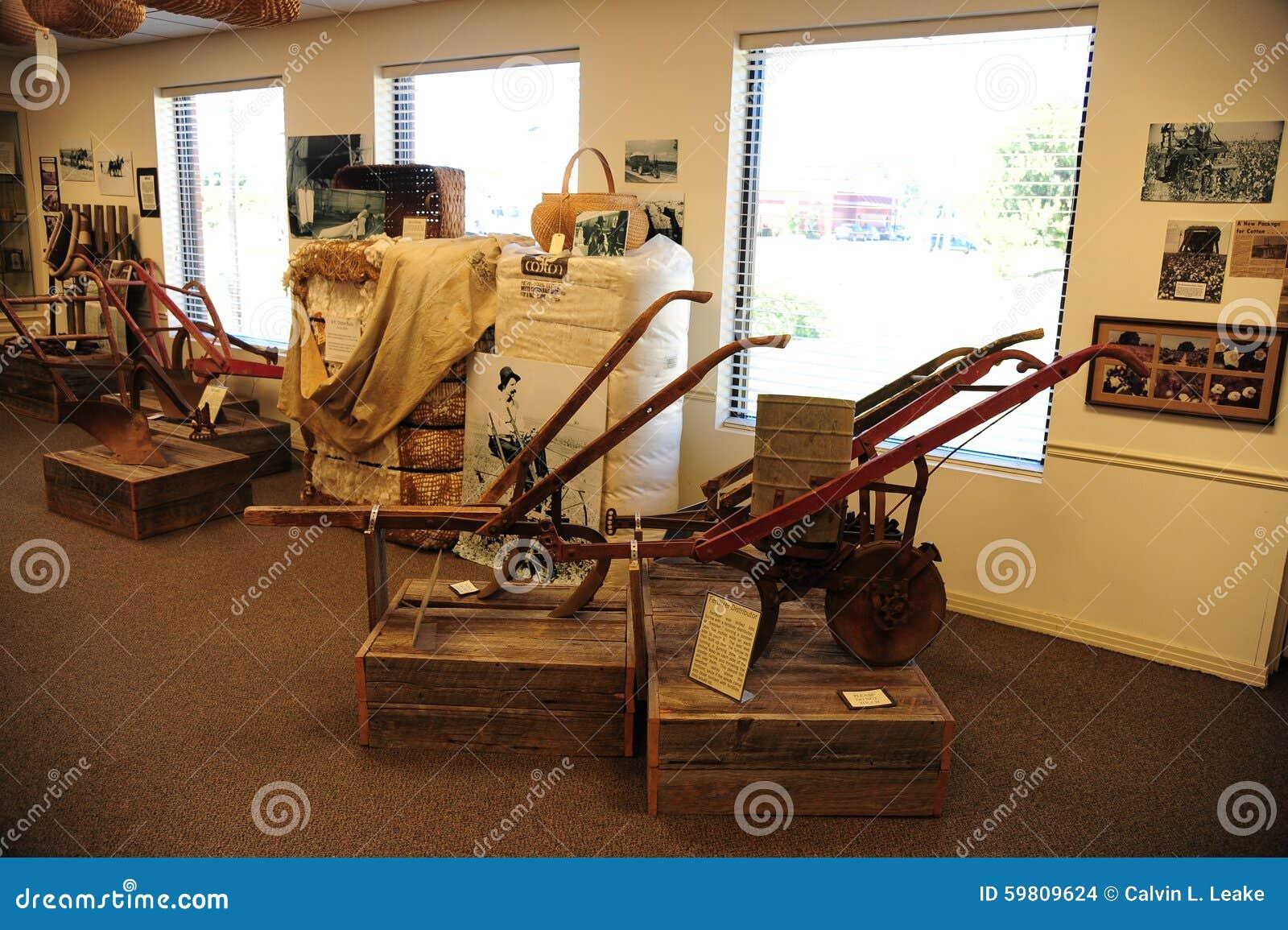 Agriculture de l objet exposé chez Tennessee Delta Heritage Center occidental