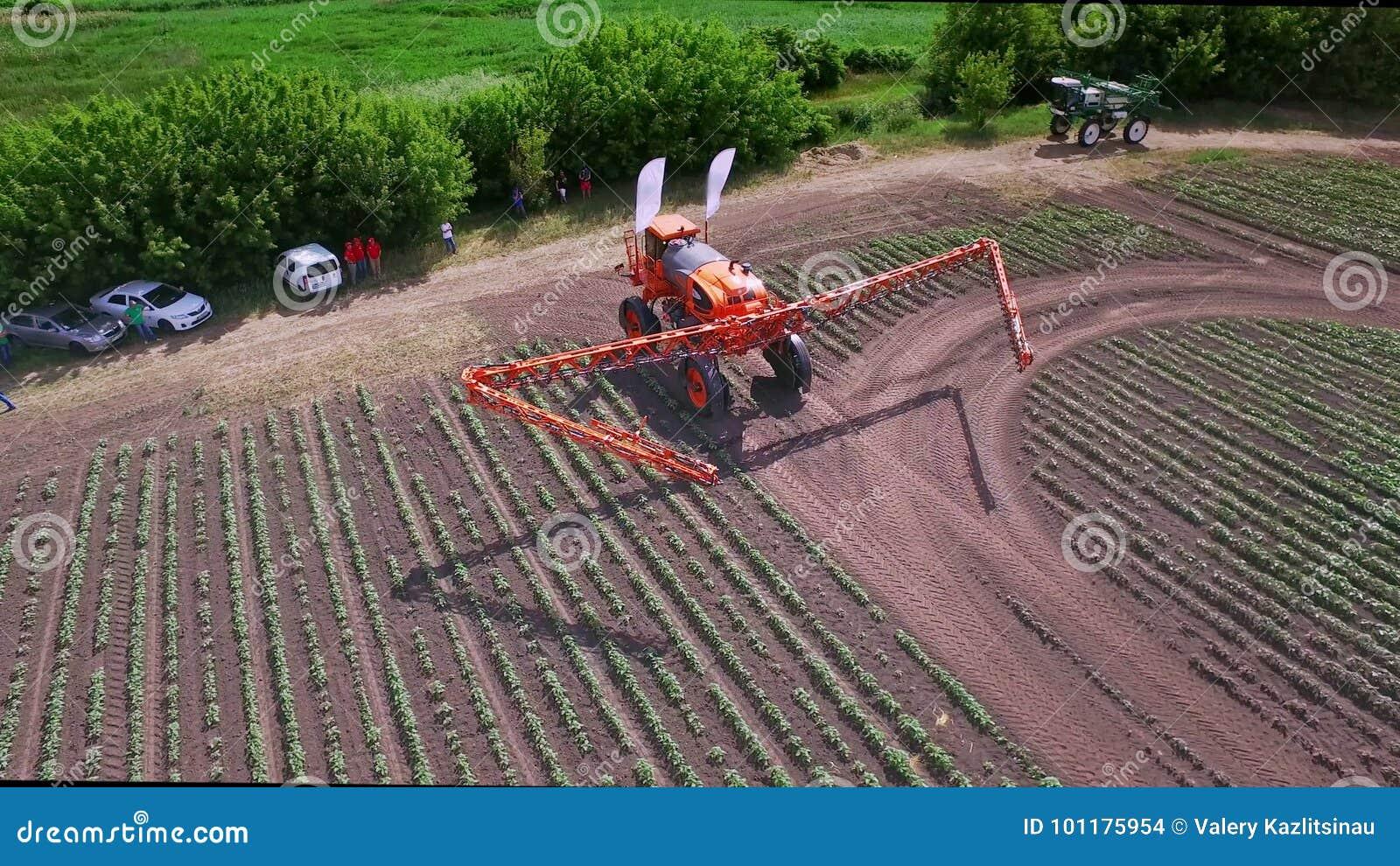 Agriculture fertilizer spreader  Fertilizer agriculture for irrigation  field