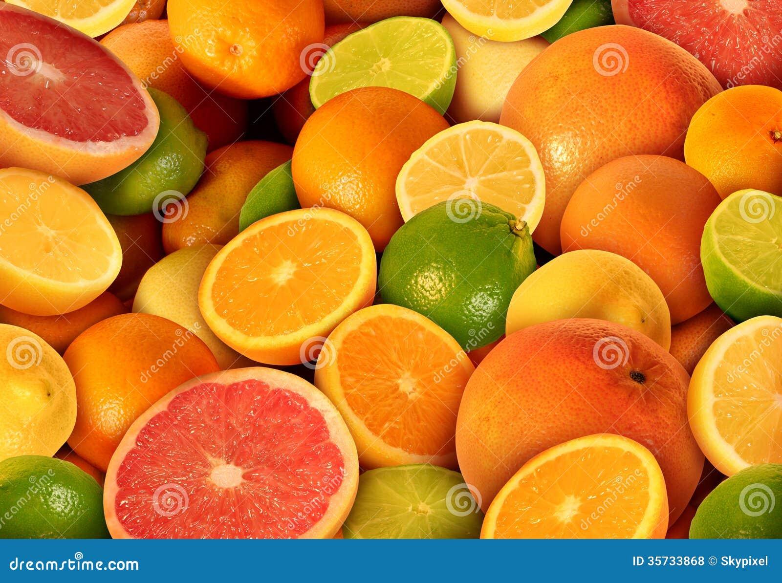 agrumes photo stock image du manger sain citron fruits 35733868. Black Bedroom Furniture Sets. Home Design Ideas