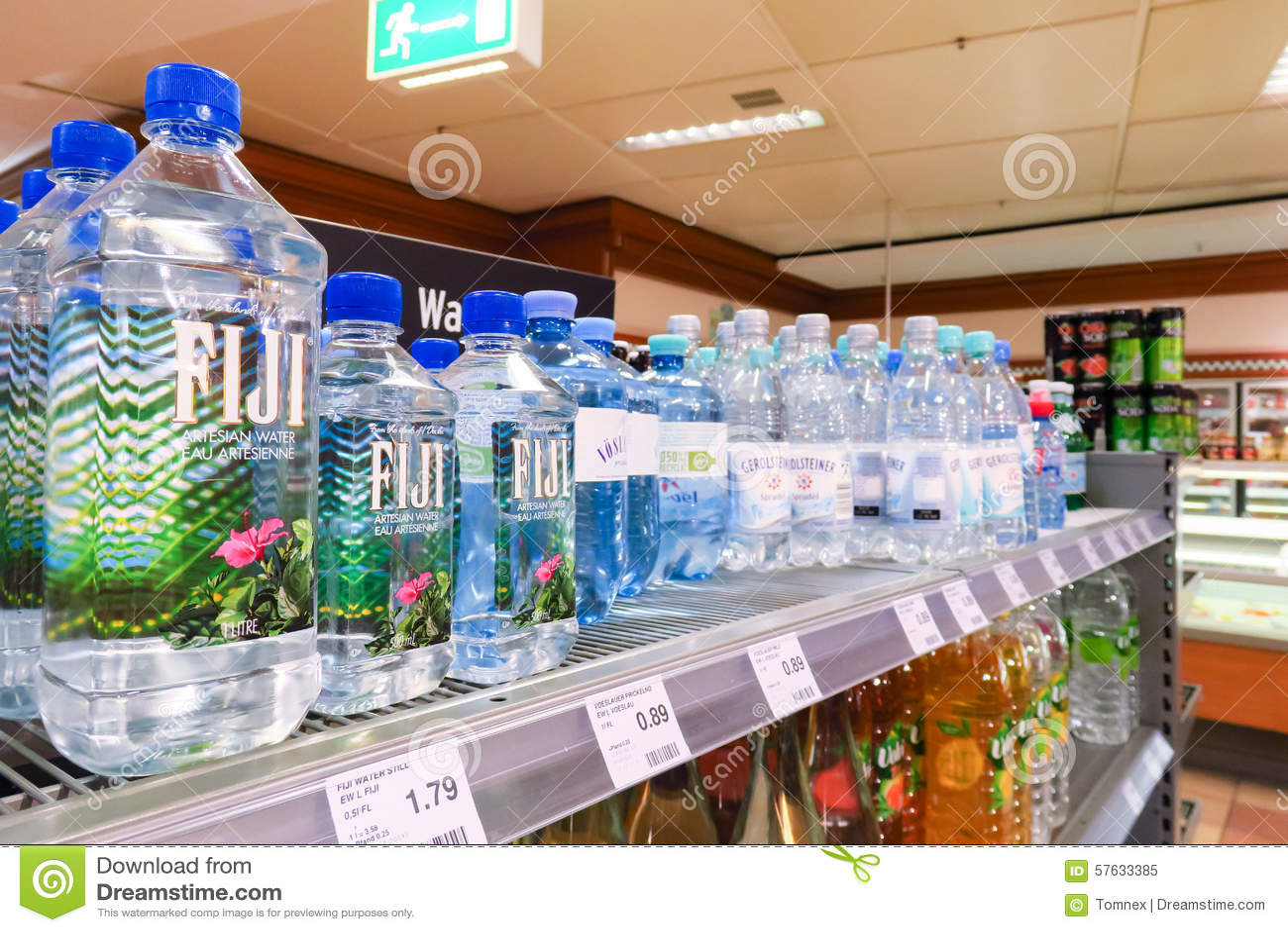 Agua de Fiji