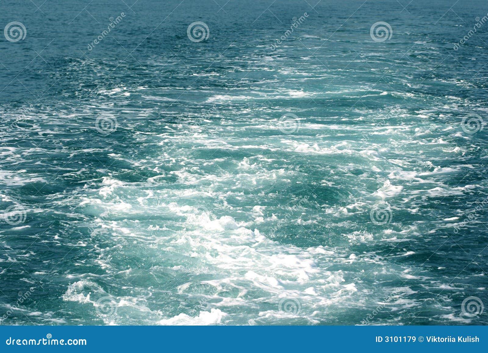 Agua del mar o del océano