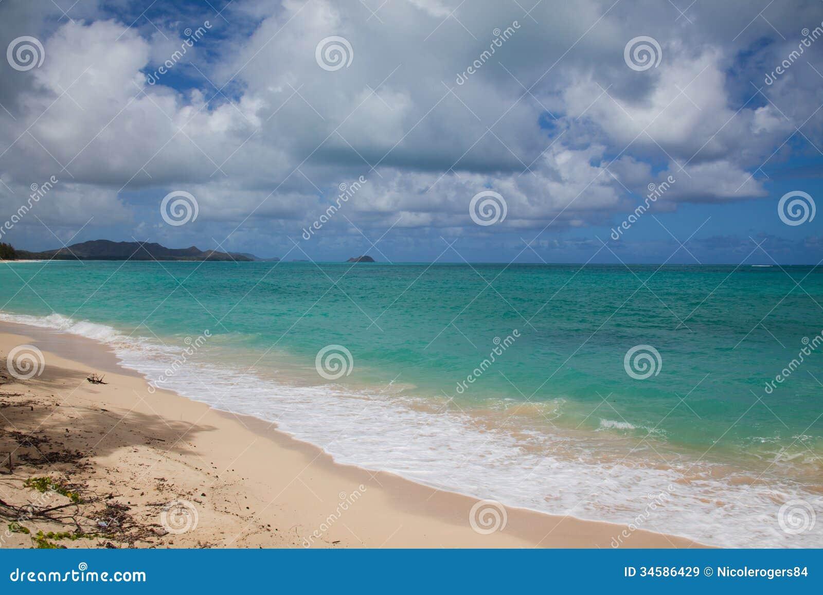 Agua hawaiana