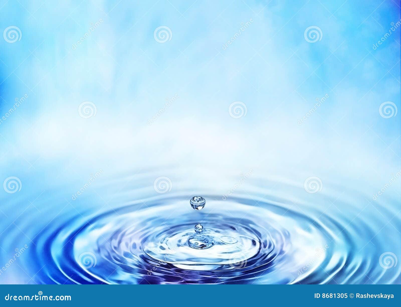 Agua potável