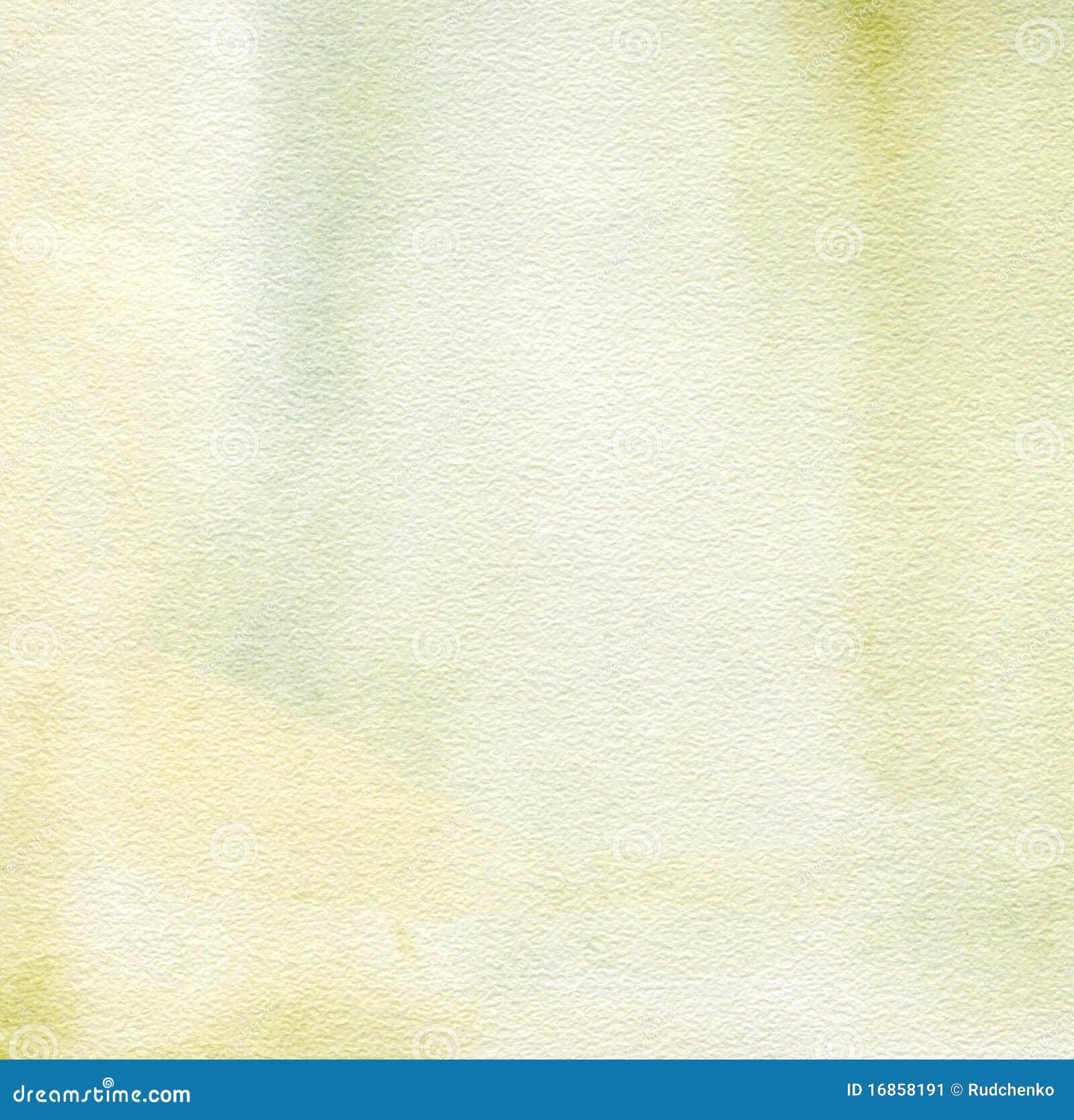 Aguarela de papel fundo pintado