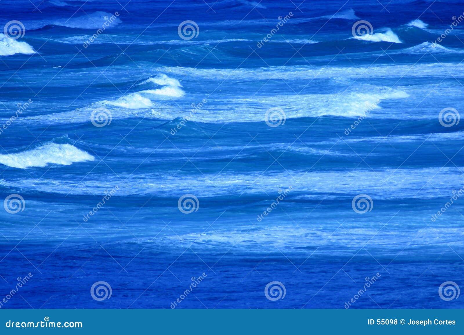Aguas del océano