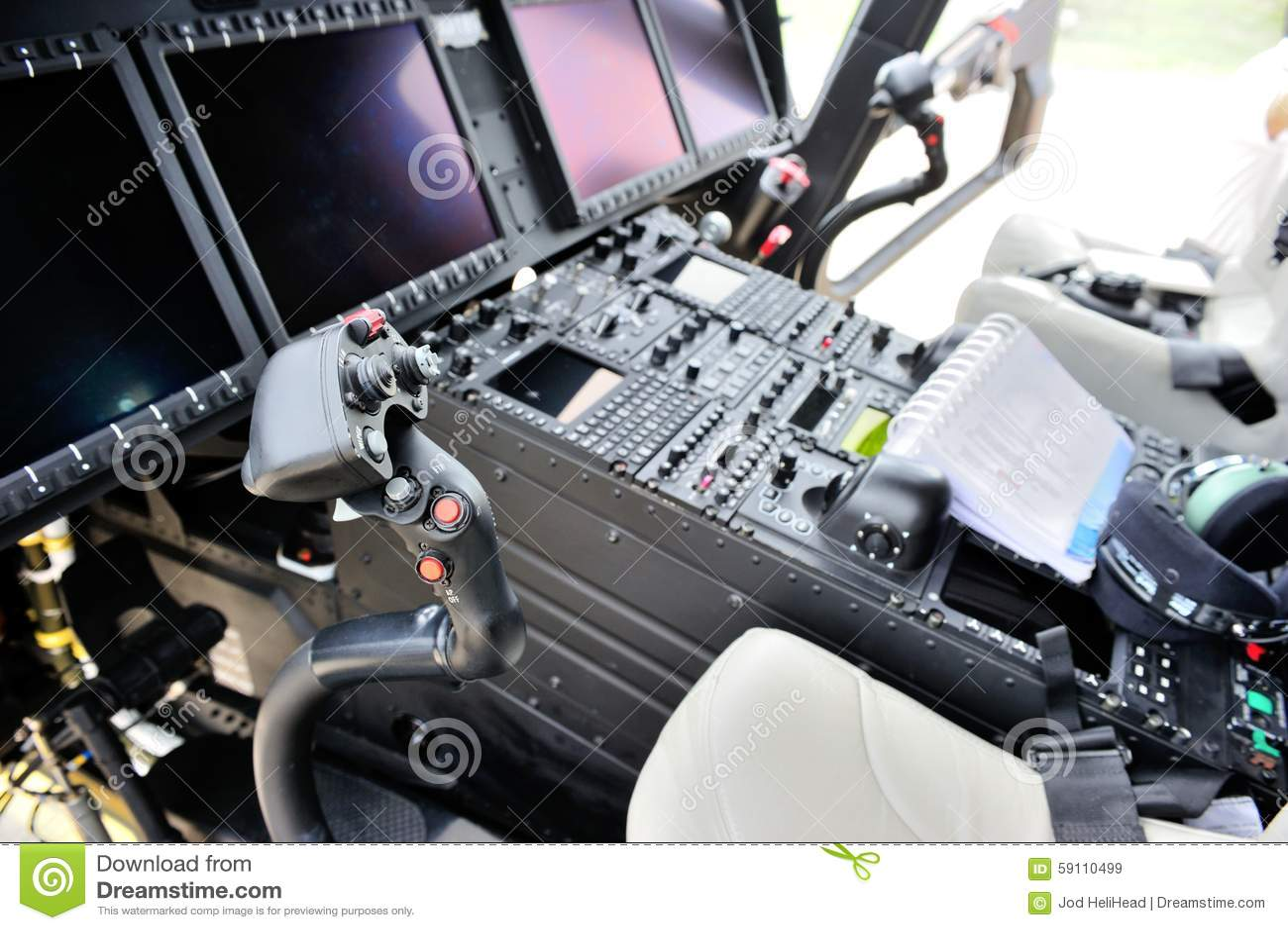 AgustaWestland AW189驾驶舱