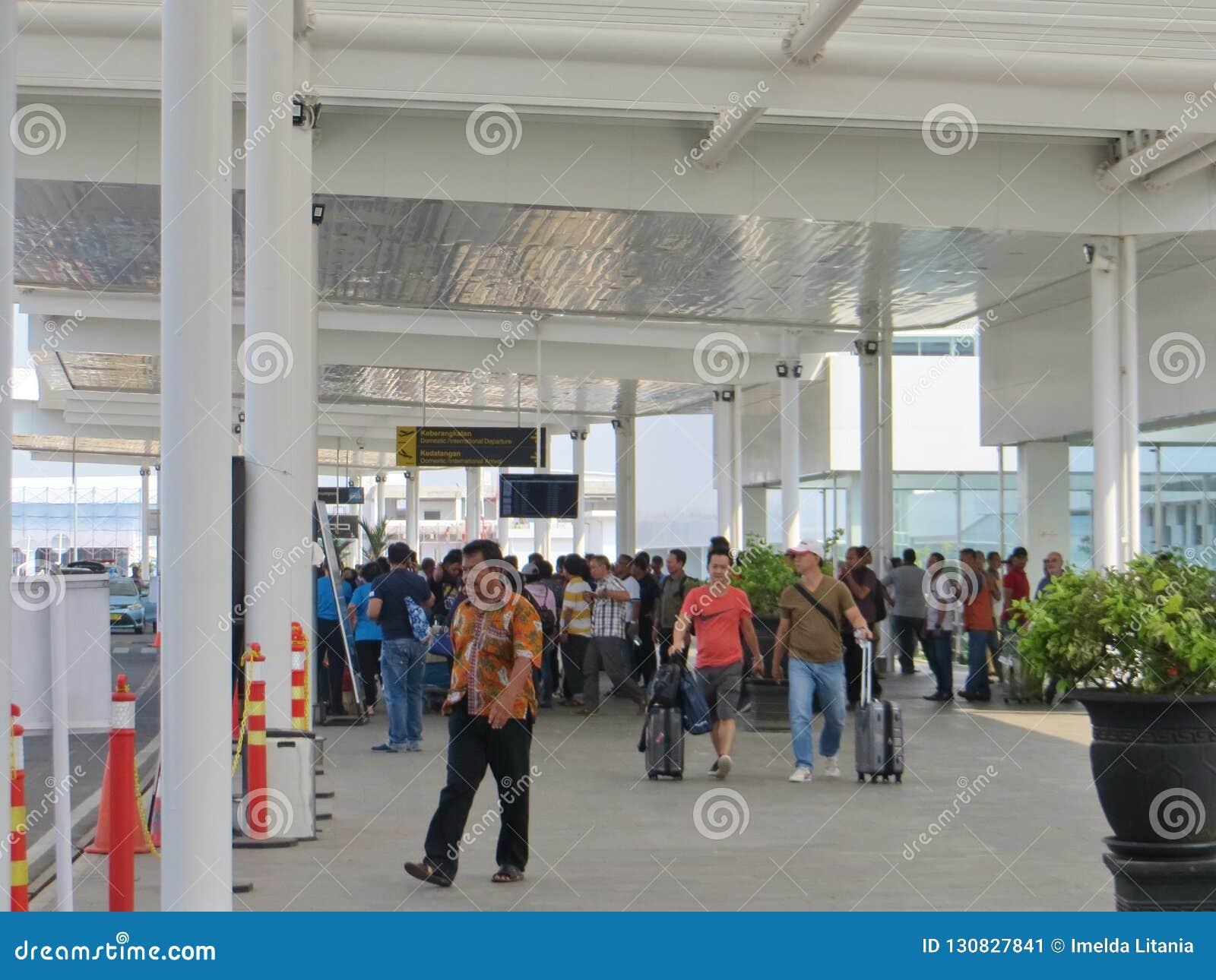 Ahmad Yani-luchthaven in Semarang