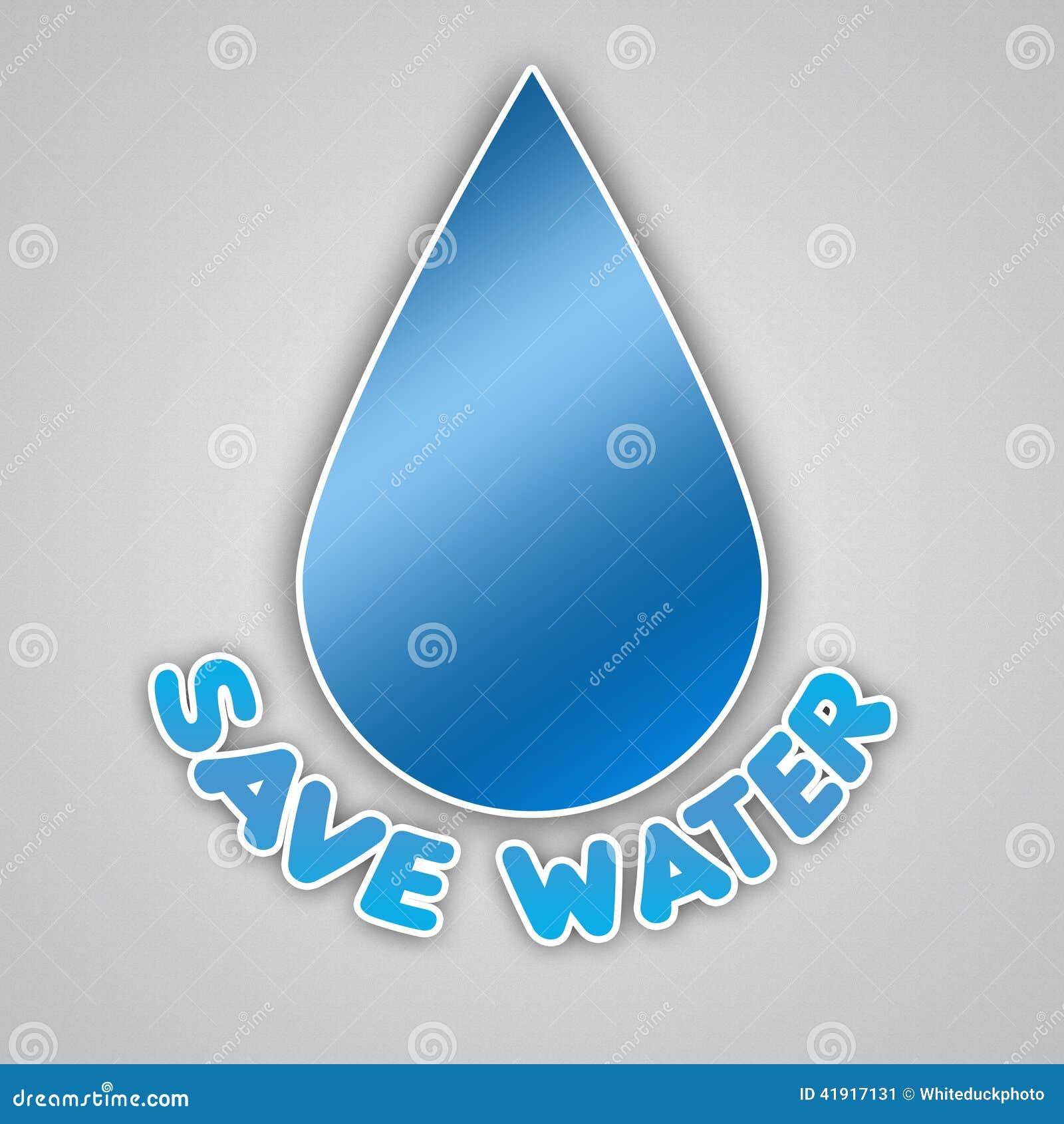 Ahorre la campaña del agua
