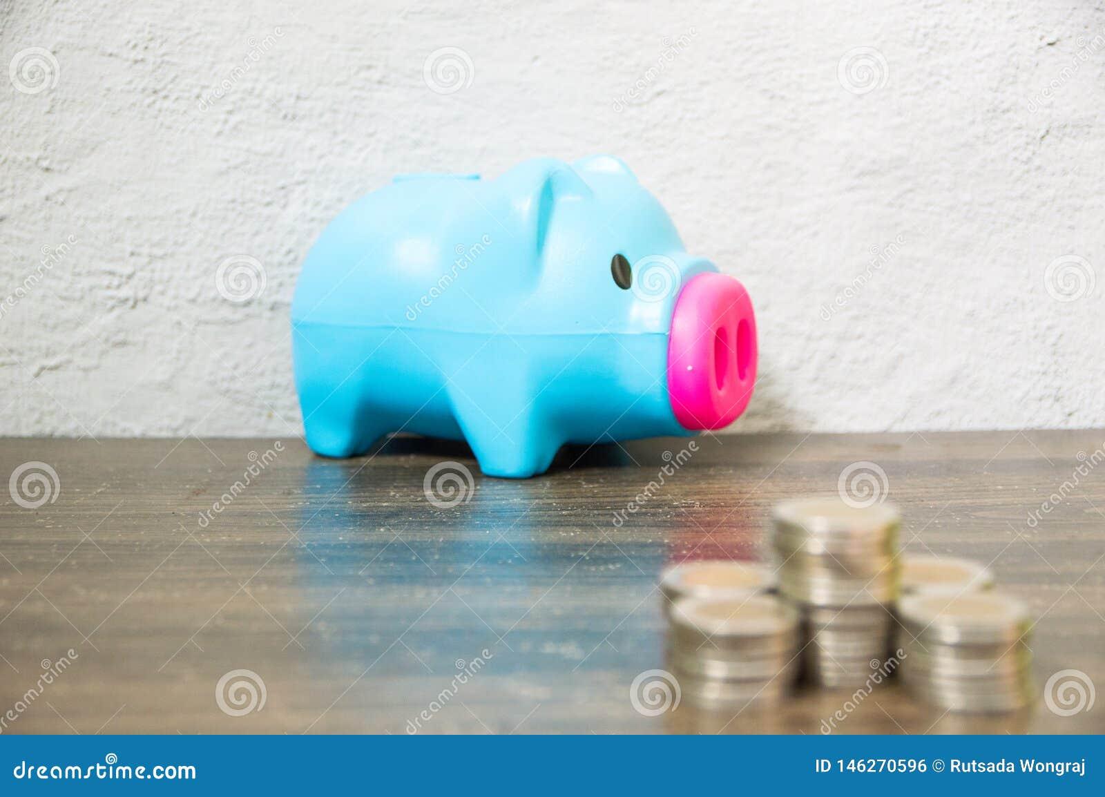 Ahorro de recoger peque?as monedas