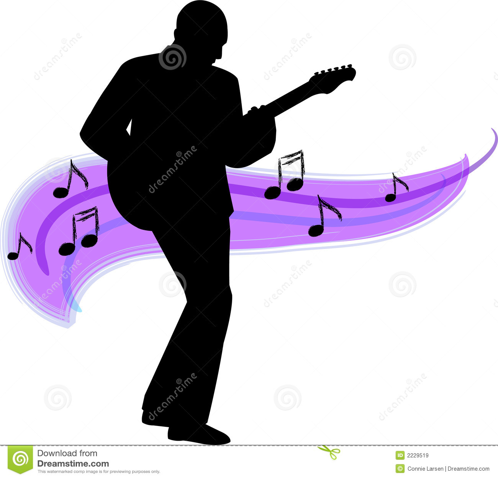 Ai吉他演奏员
