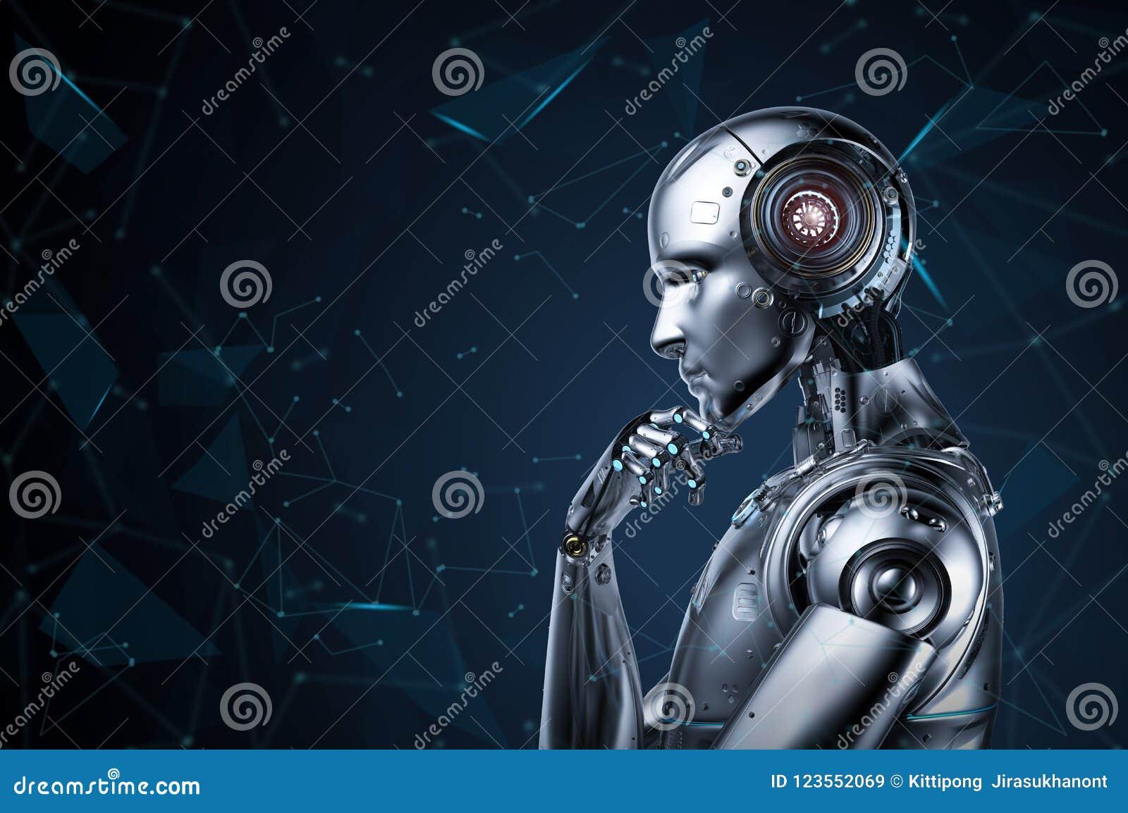 Ai机器人认为