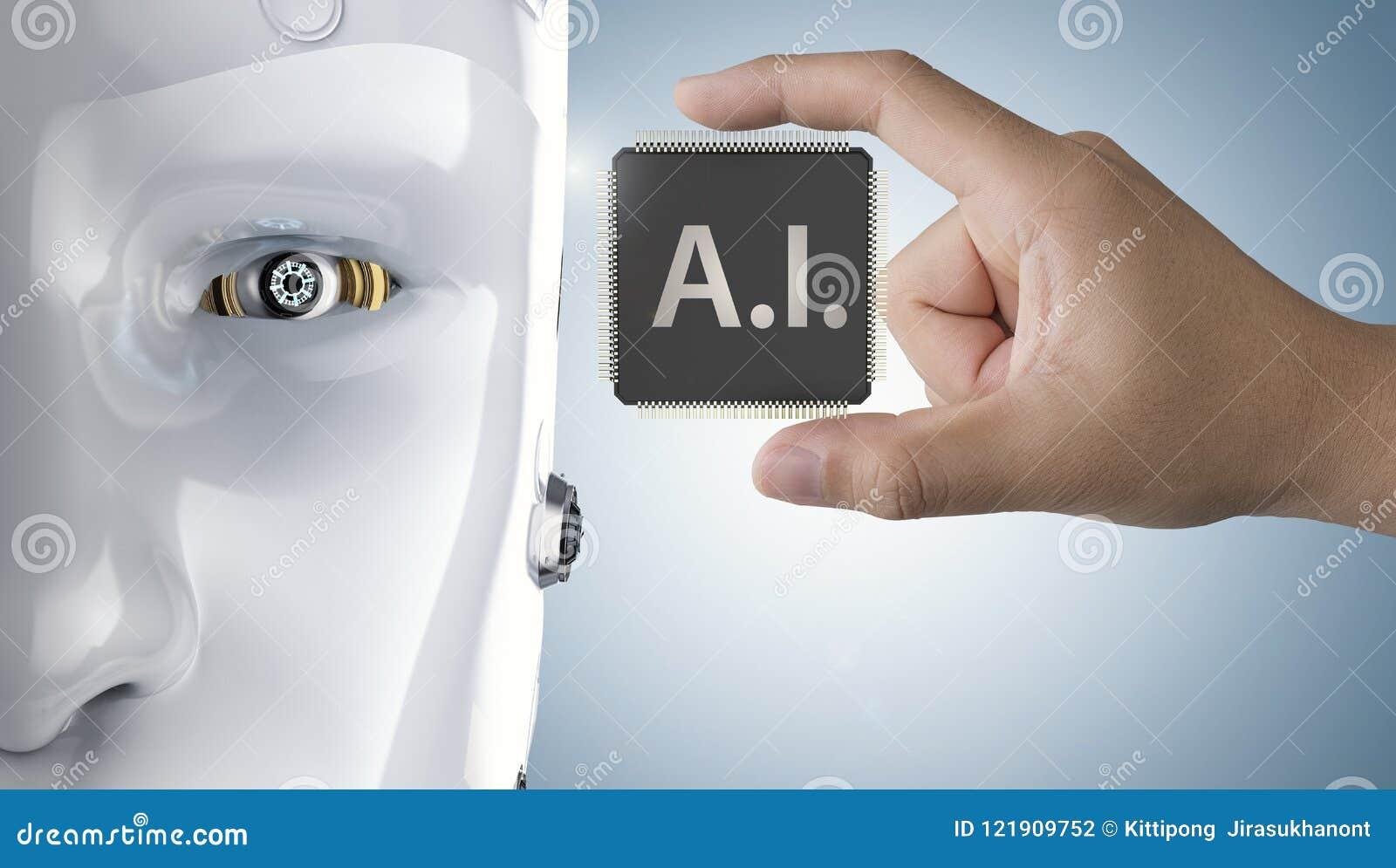 Ai-CPU-chip
