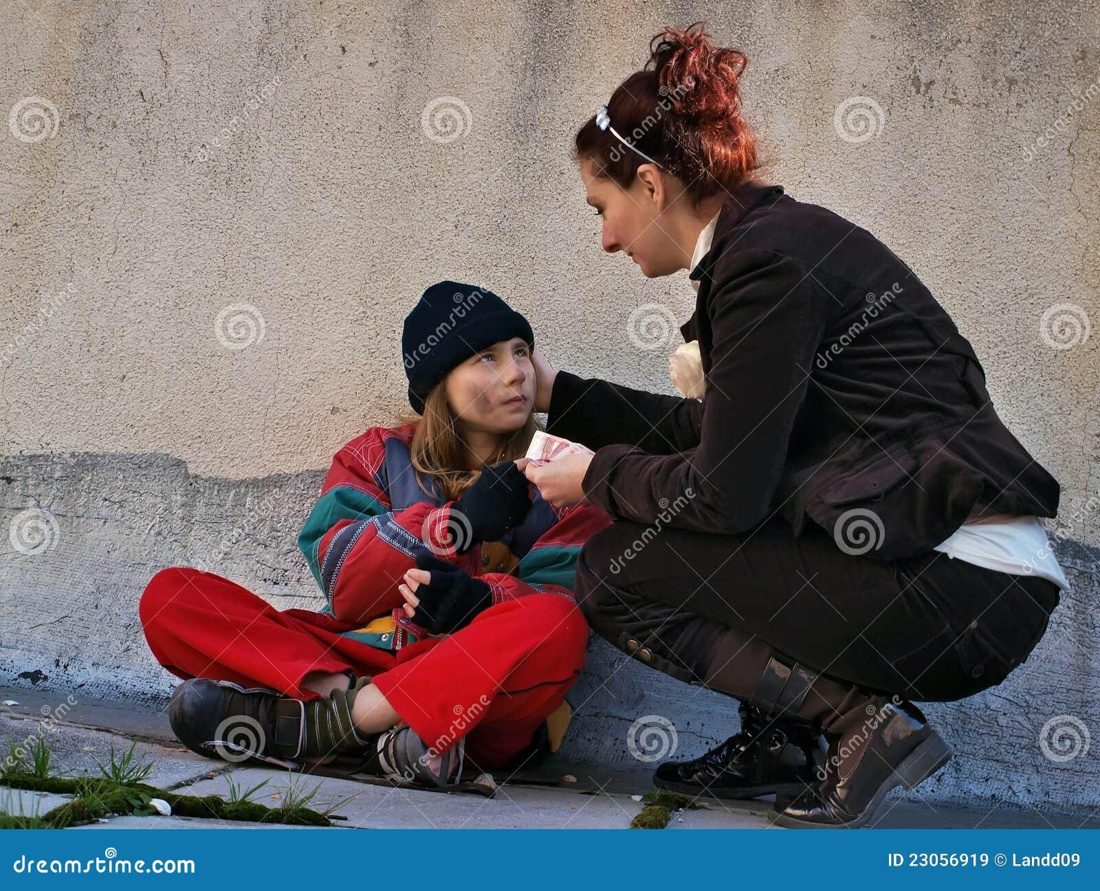 Aidez pour le sans-abri