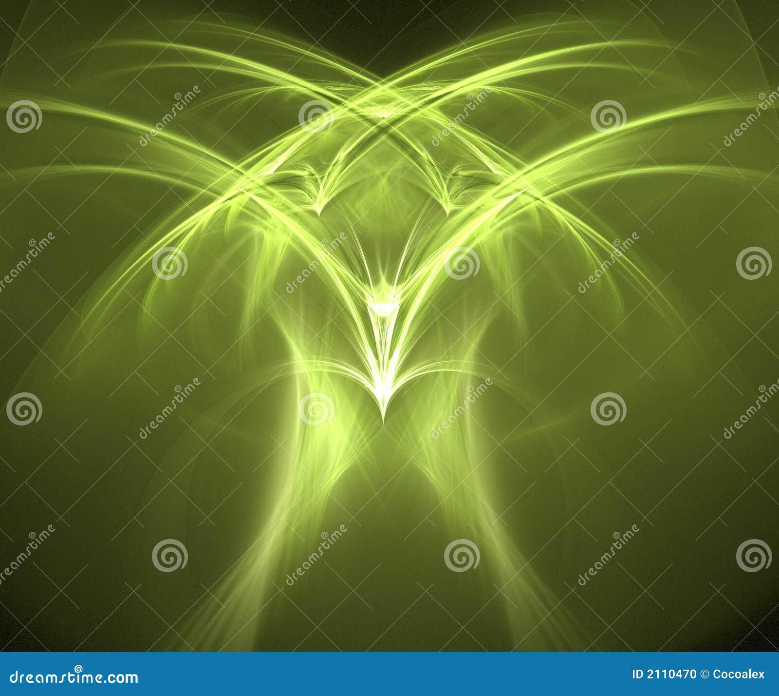Aigle - fractale produite