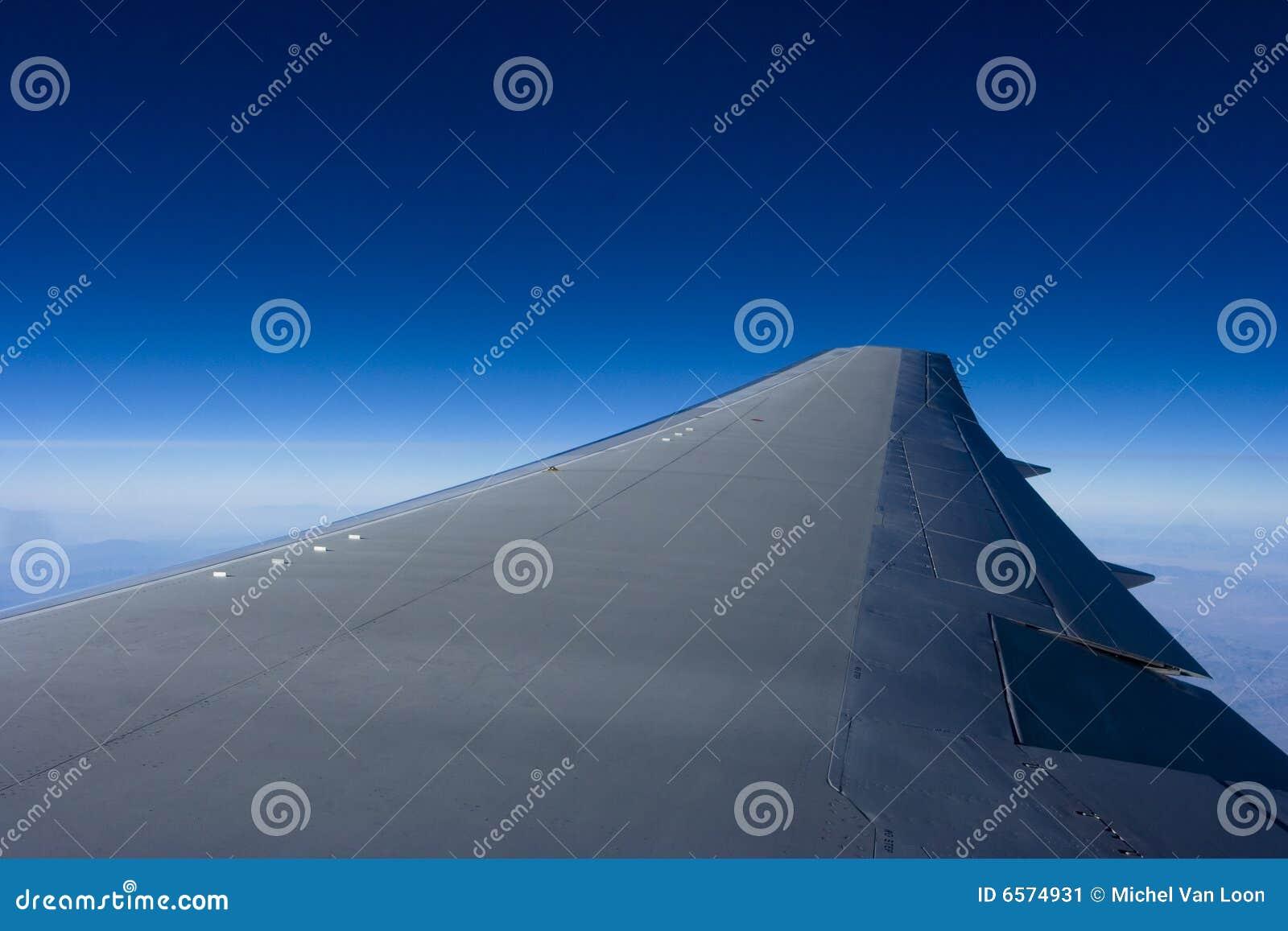 Aile d un avion