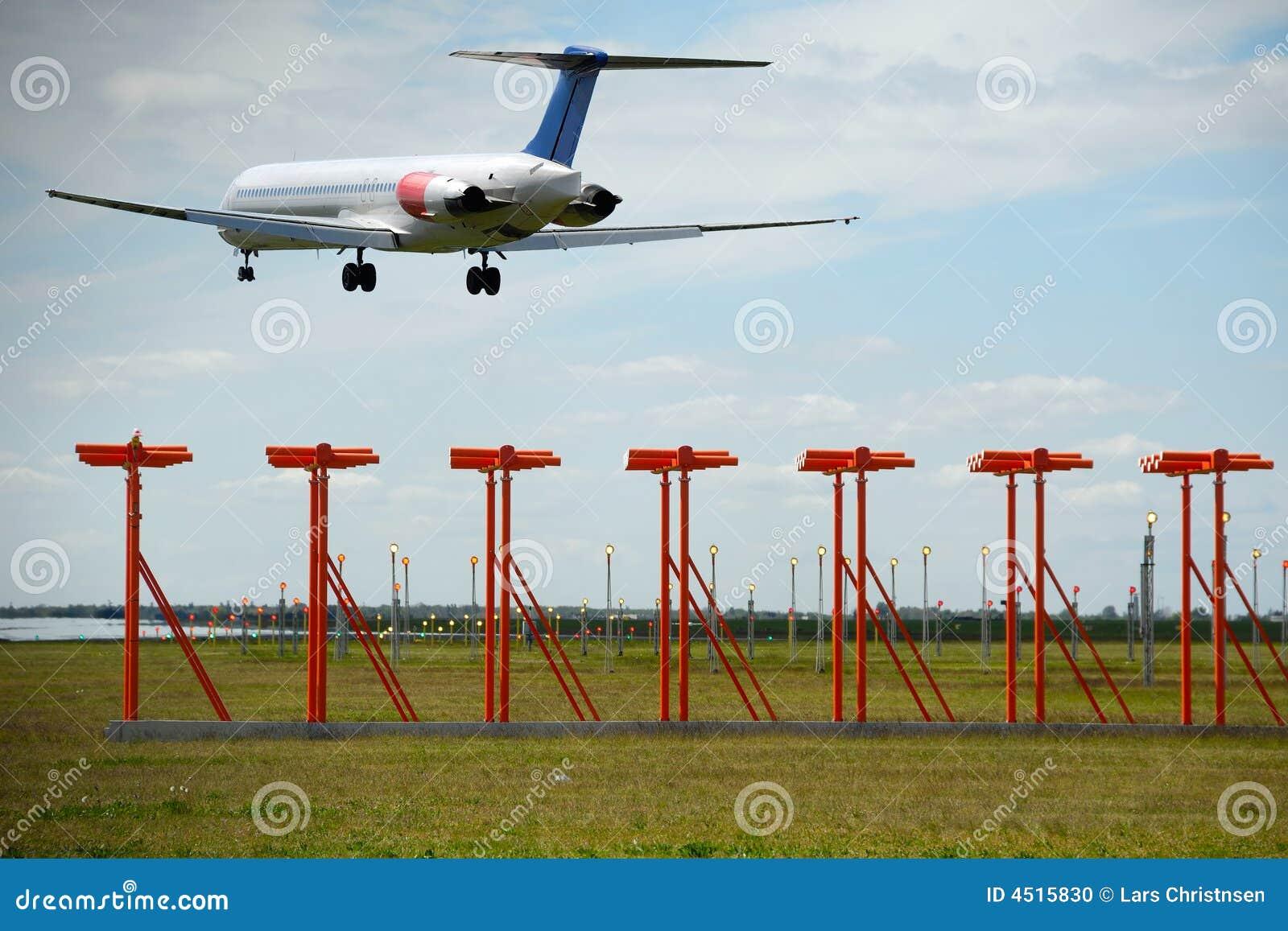 Air airport landing plane travel