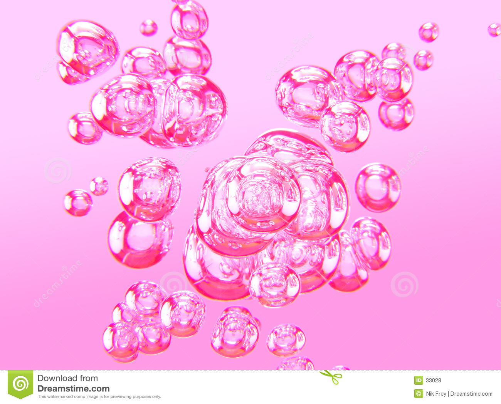 Air bubbles II