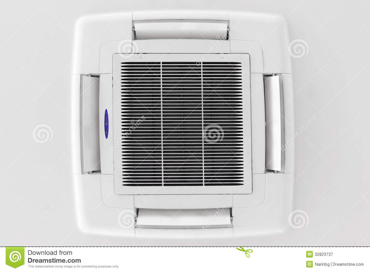 Air Conditioner Royalty Free Stock Photography Image: 32823737 #85A625