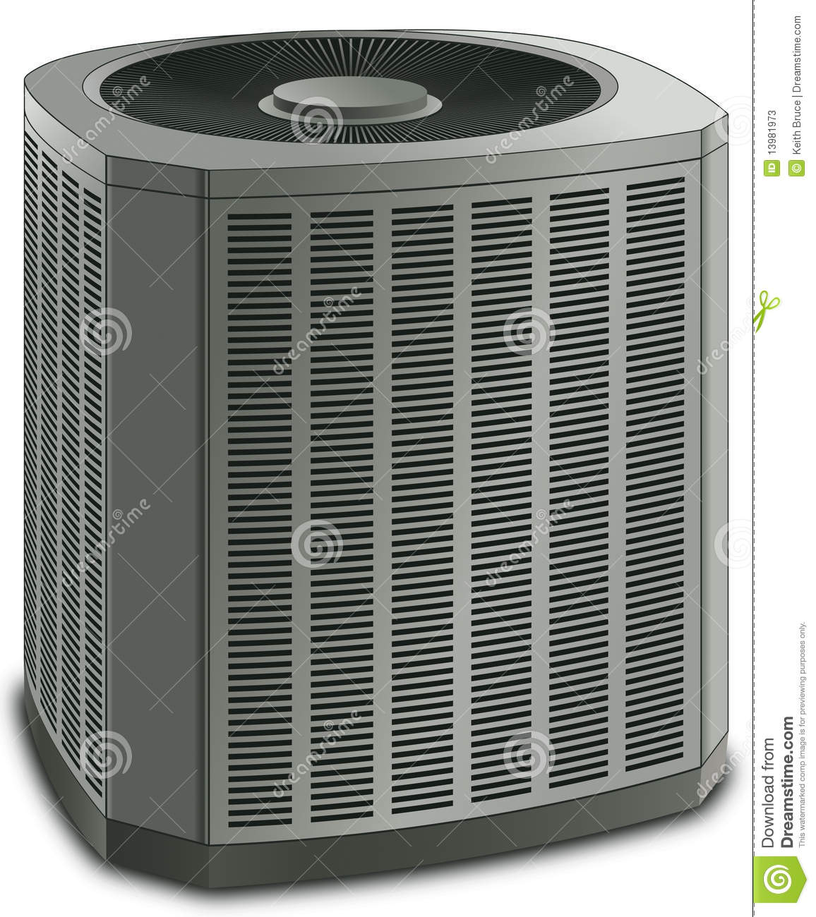 Central Air Conditioner Clipart Air conditioner conditioning #84A625