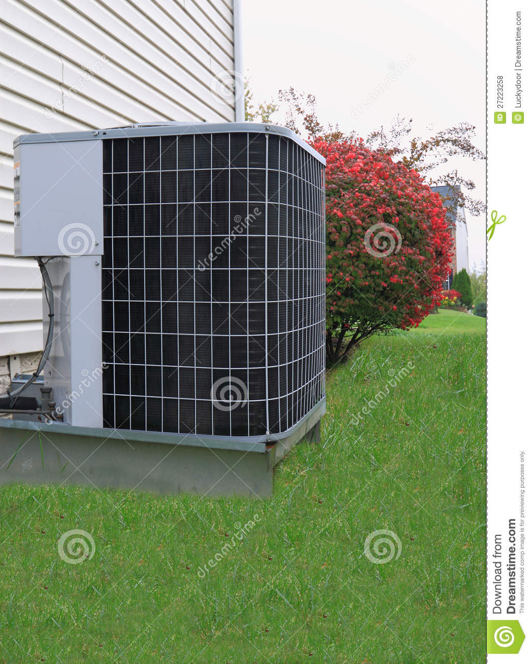 Air Conditioning Stock Photo Image Of Energy Condenser
