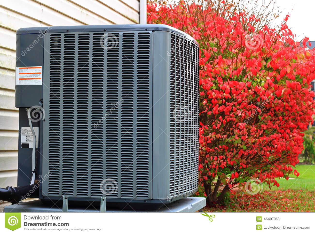 Air Conditioner Stock Photo Image Of Home Energy