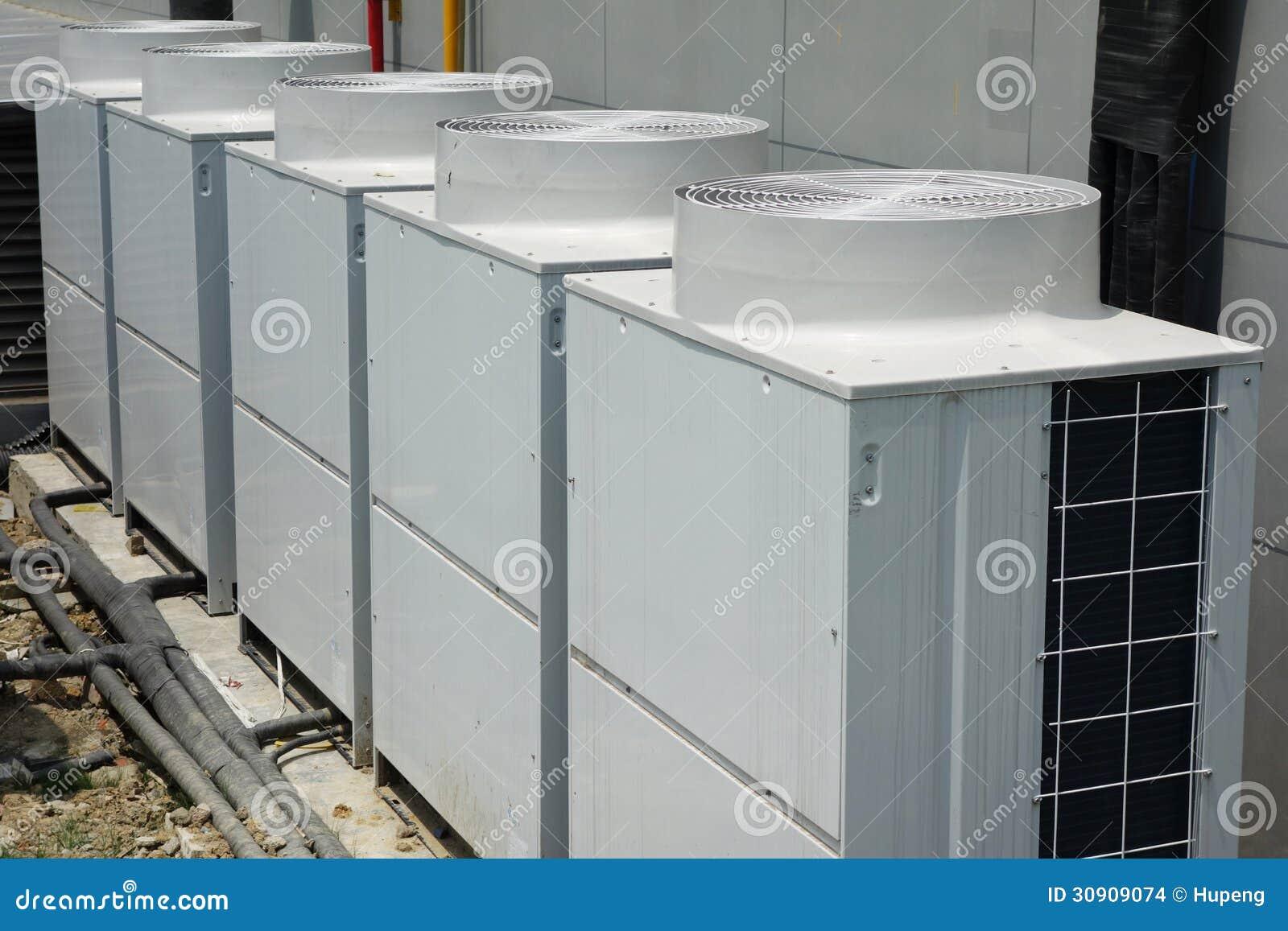 Air Conditioner Unit Stock Images Image 30909074