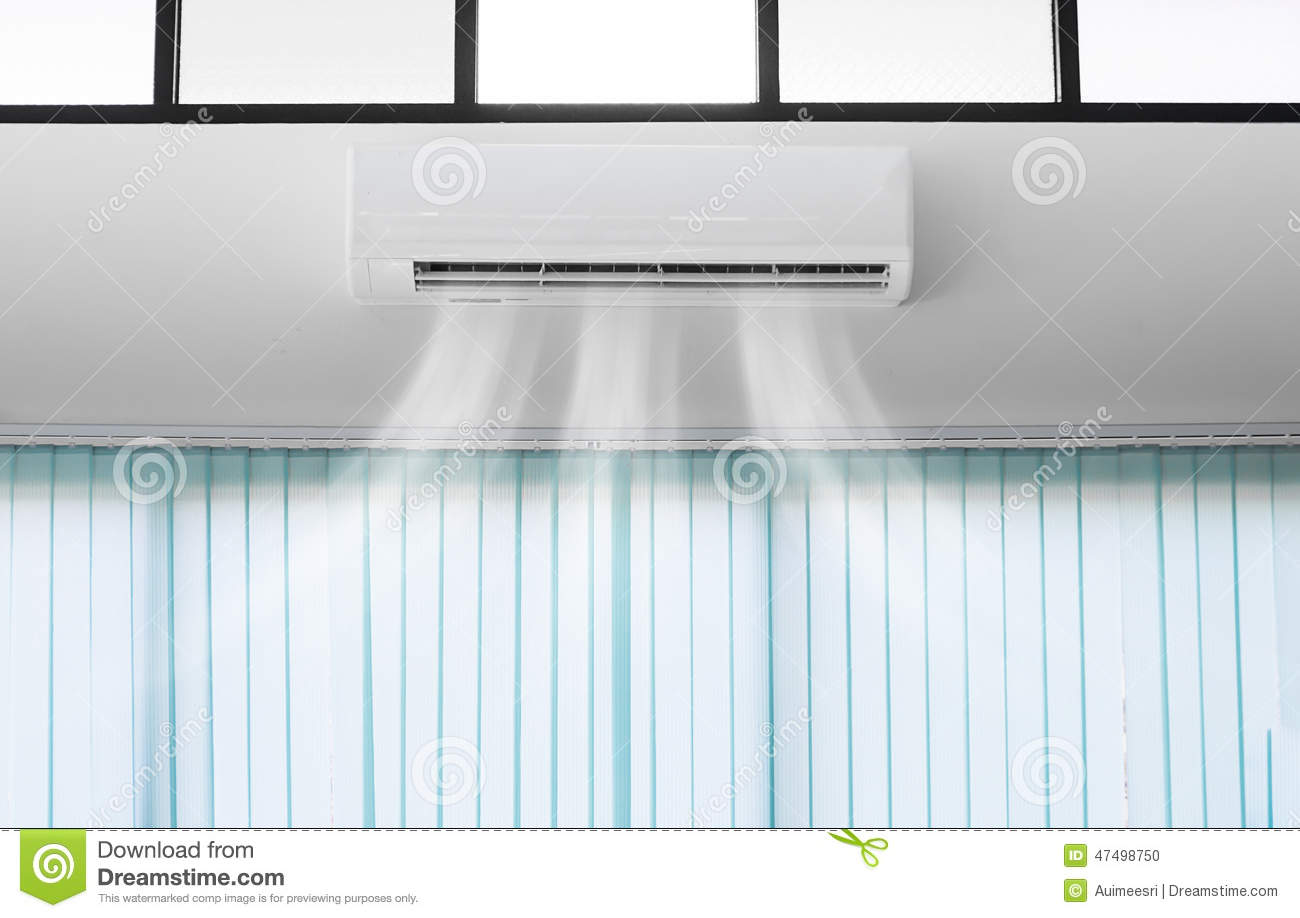 Air Conditioner Stock Photo Image: 47498750 #85A625