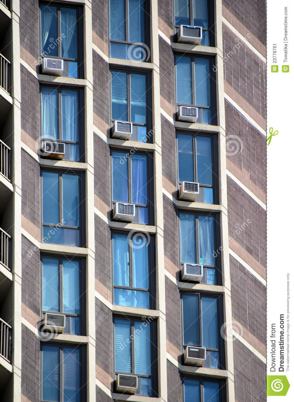 Air Conditioners Stock Image Image 23778761