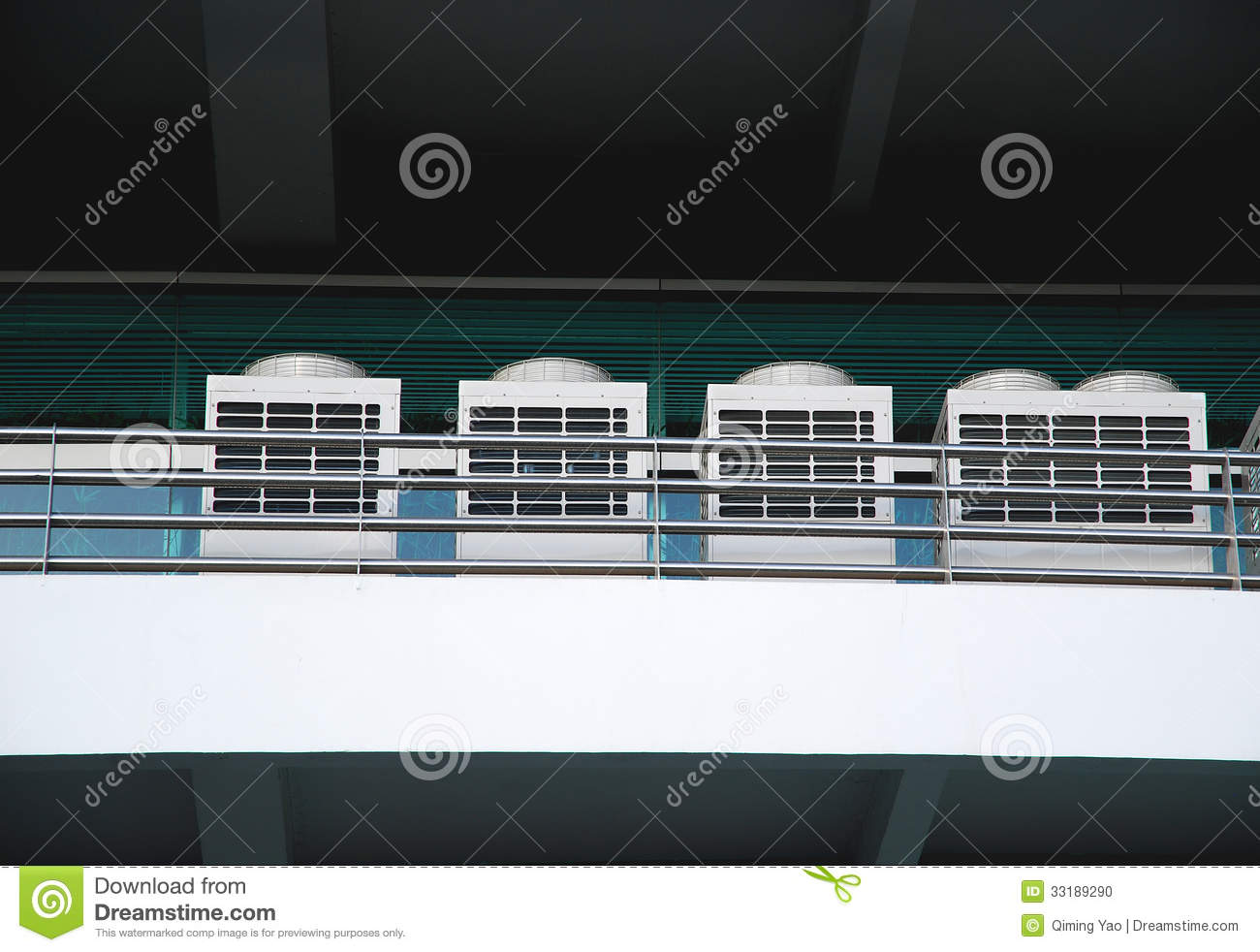 Meeting Equipment Air Conditioning Equipment Stock Photo Image  #82A328