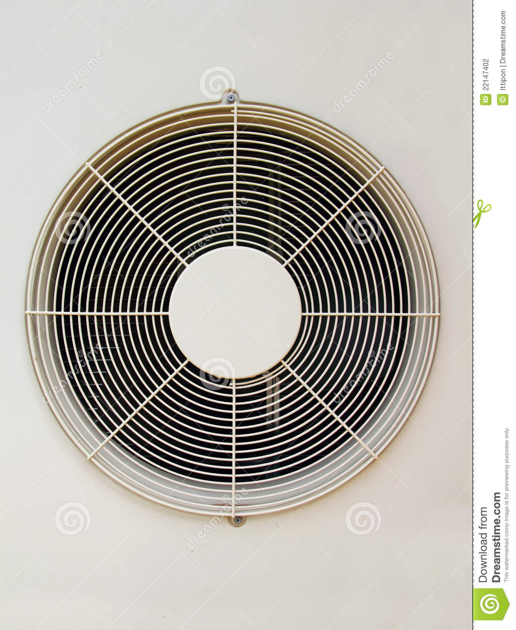 Air conditioning Fan Stock Photography Image: 22147402 #82A229