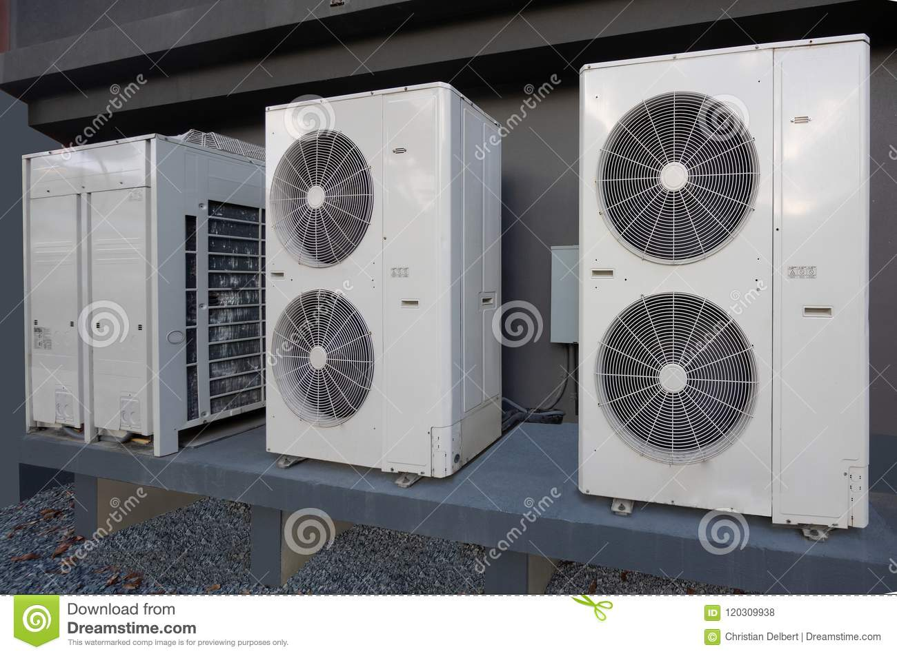 ac heater unit repair air conditioning unit outside apartment house conditioning unit outside apartment house stock photo image of