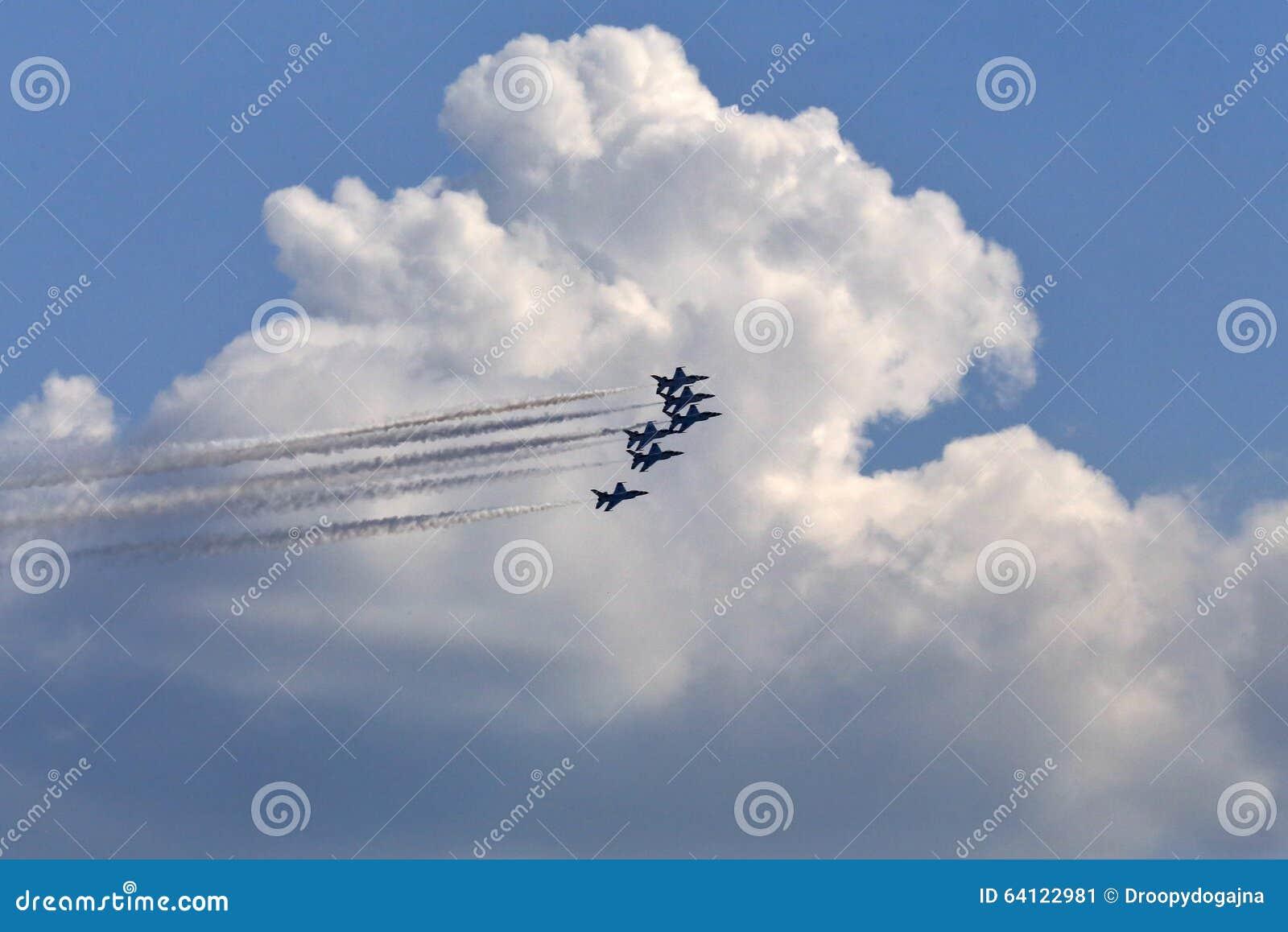 The Air Force Thunderbirds