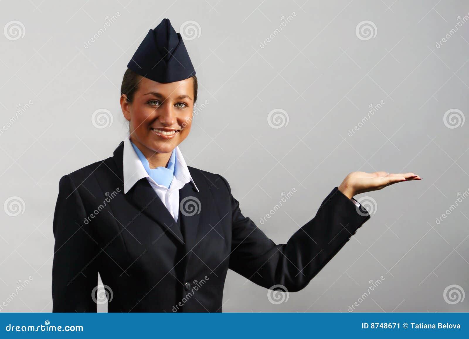 Стюардессы с грей 16 фотография