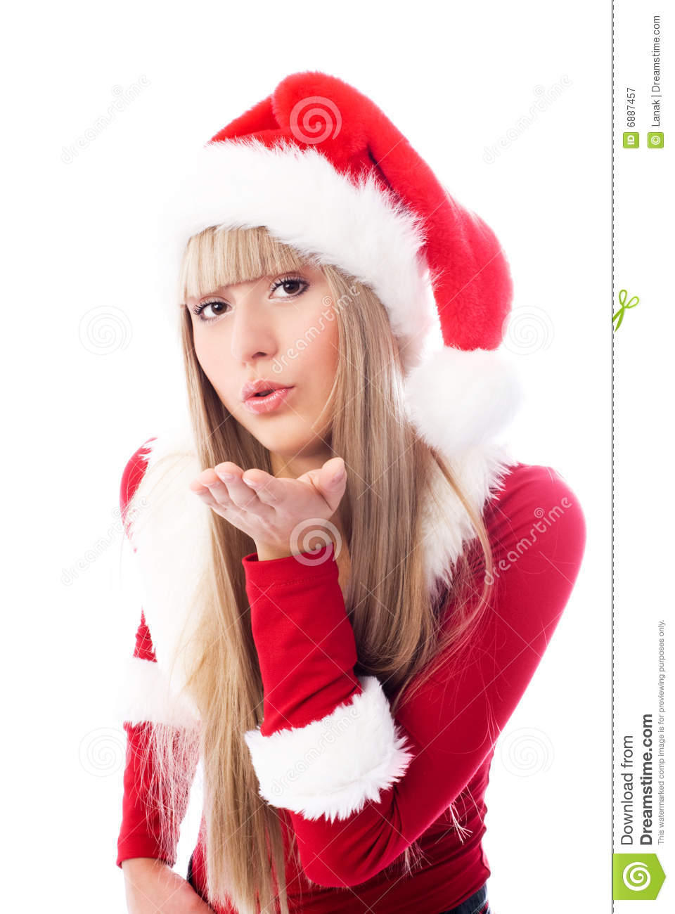 Air kiss stock image. Image of isolated, holiday ...