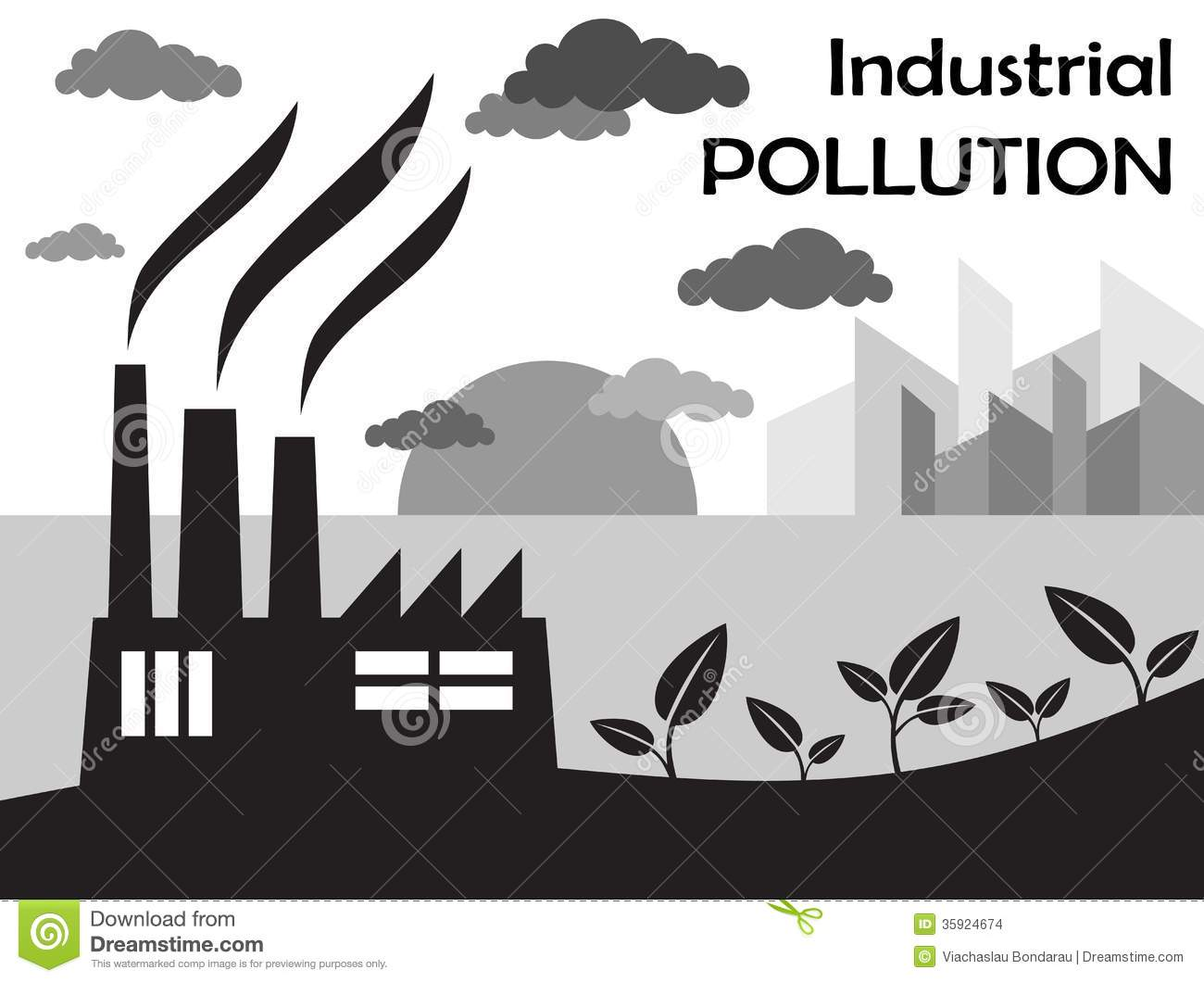 industrial pollution clipart - photo #42