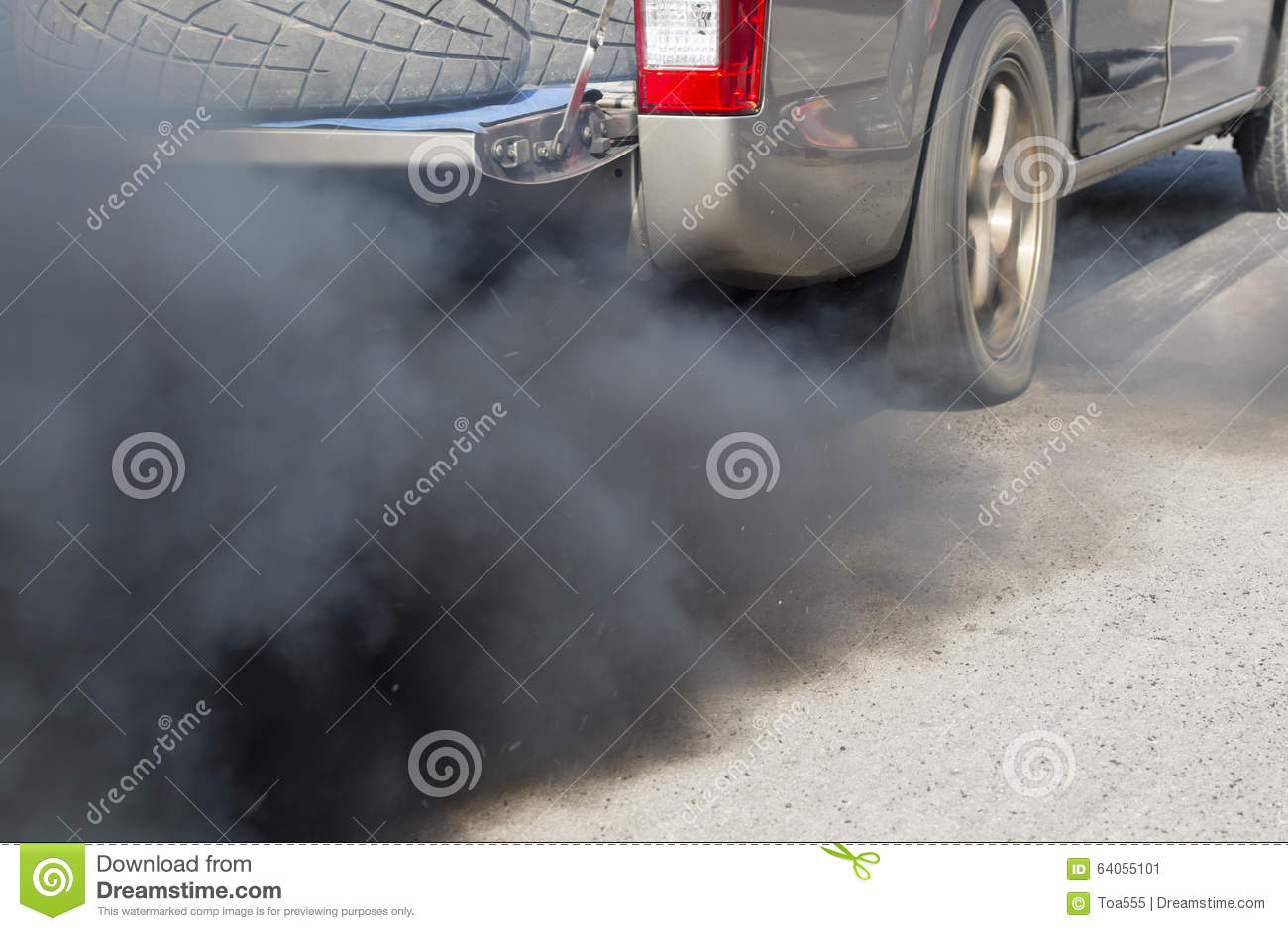 countermeasures to automobile exhaust pollution Motor vehicles give off more than half of all carbon monoxide and hydrocarbon   avoid idling — idling exhaust contains more pollutants than running exhaust.