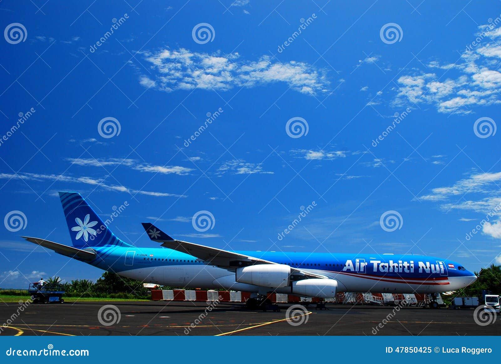300 TÉLÉCHARGER NUI TAHITI A340 AIR