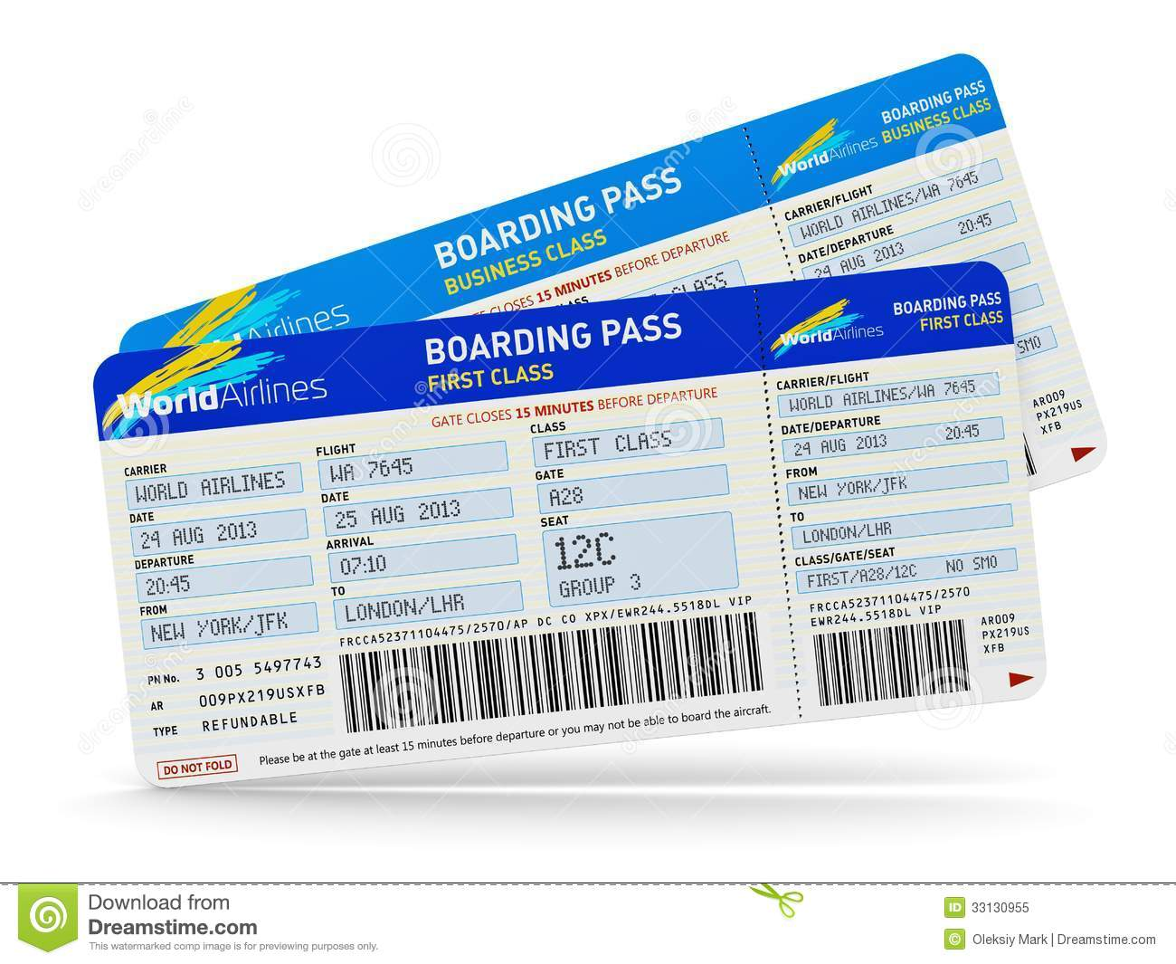 how to make background white airline tickets