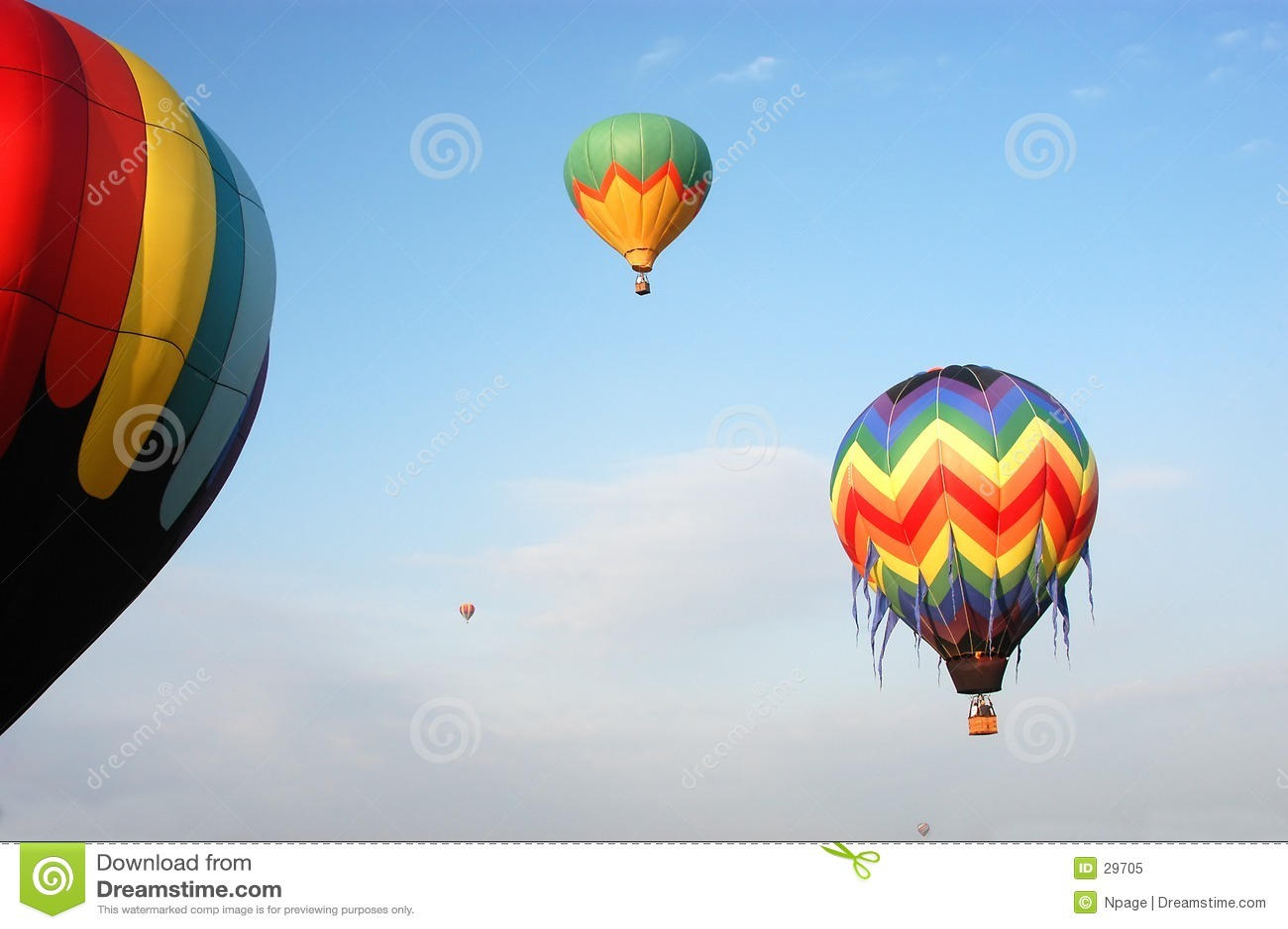 Air varma ballonger