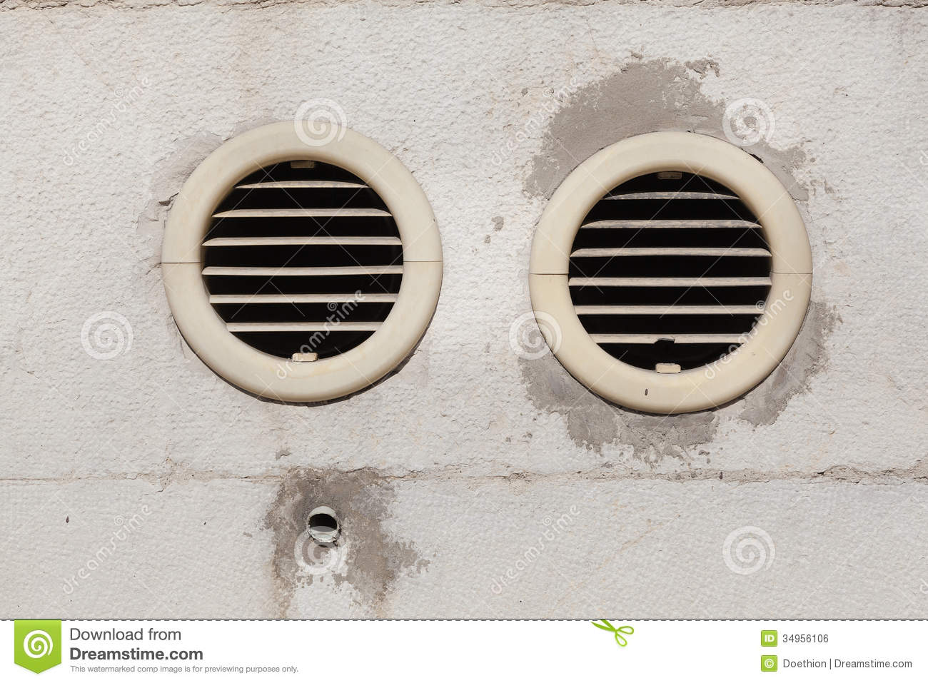 #85A724 Air Vents Fixed On An Outside Wall Royalty Free Stock  Highly Rated 4589 Hvac Wall Vents wallpapers with 1300x957 px on helpvideos.info - Air Conditioners, Air Coolers and more