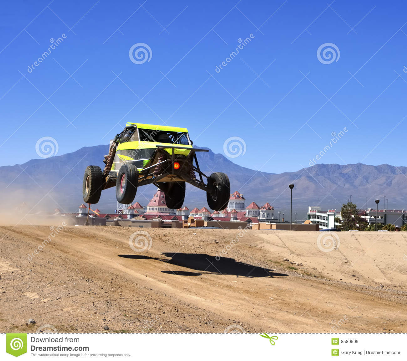 Off Road Truck Race Stock Photos Image