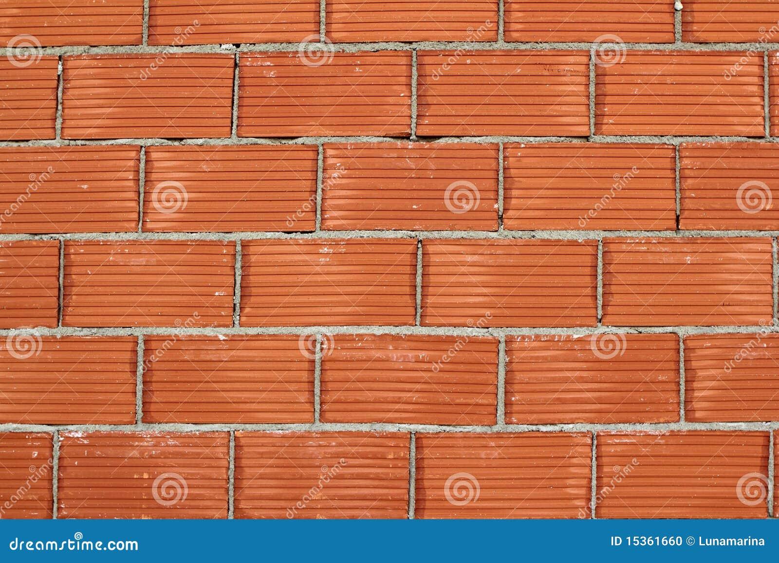 Airbrick de la construcci n de la pared de ladrillo de la for Construccion de piletas de ladrillos