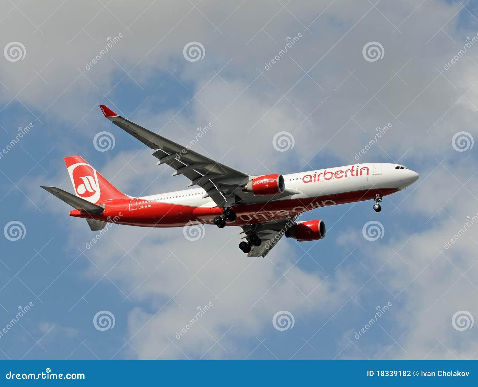 Airbus Βερολίνο αέρα 330 που προ&sigm