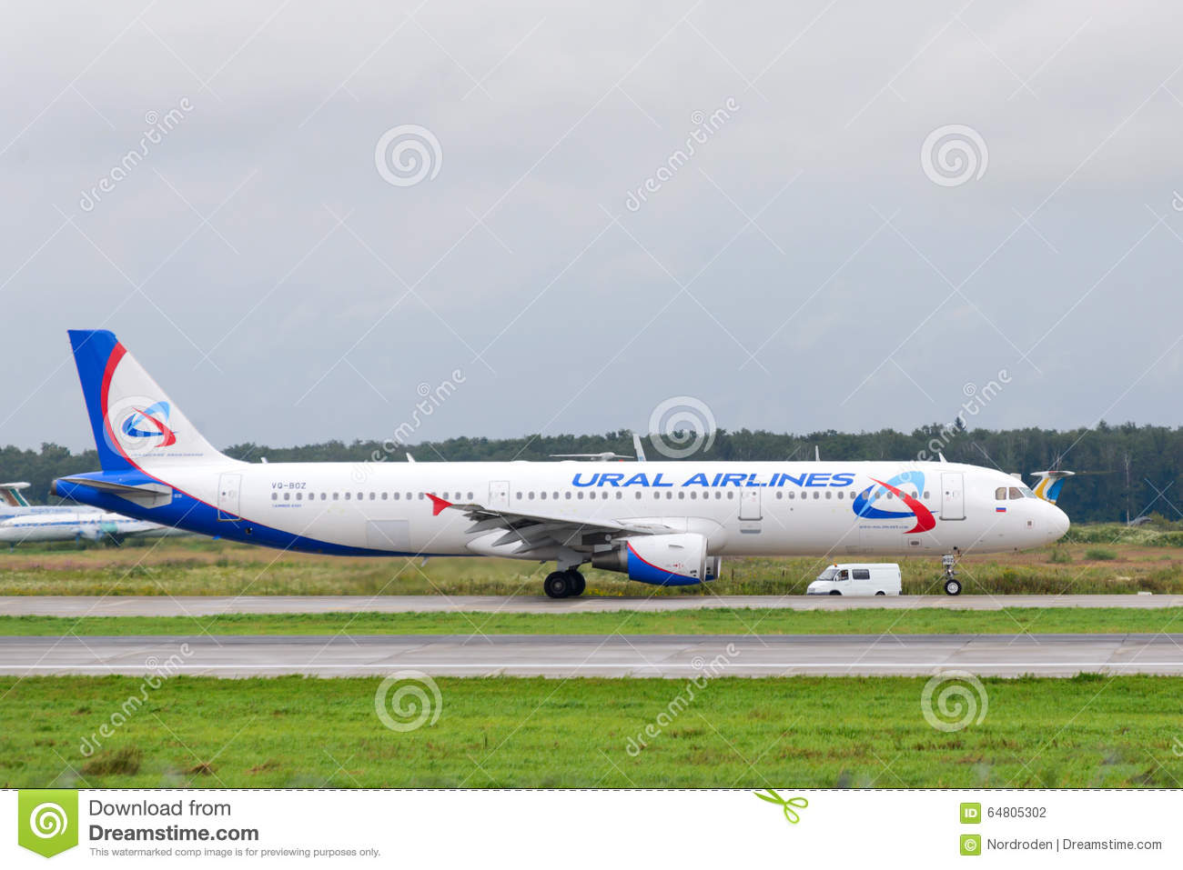 Airbus A321 jet aircraft editorial photography  Image of