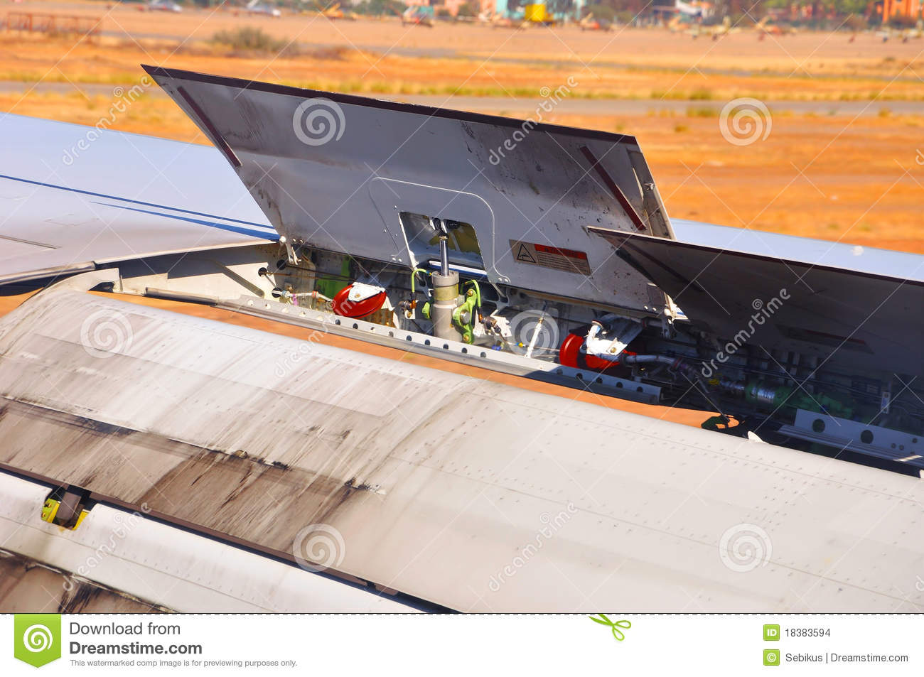 Aircraft engine of wing