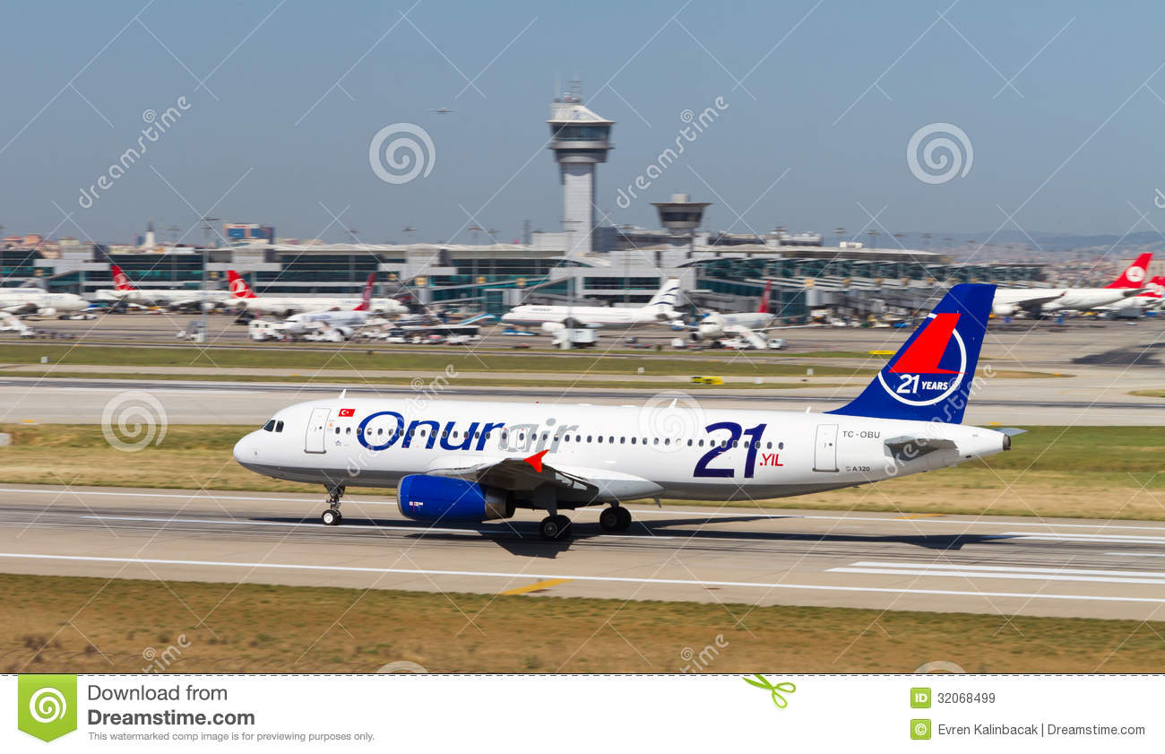 Aircraft editorial stock image  Image of a320, flap, tail - 32068499