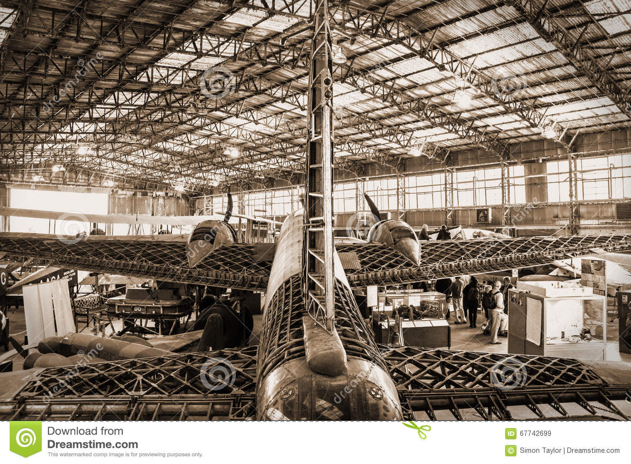 Download Aircraft editorial stock image. Image of automation, factory - 67742699