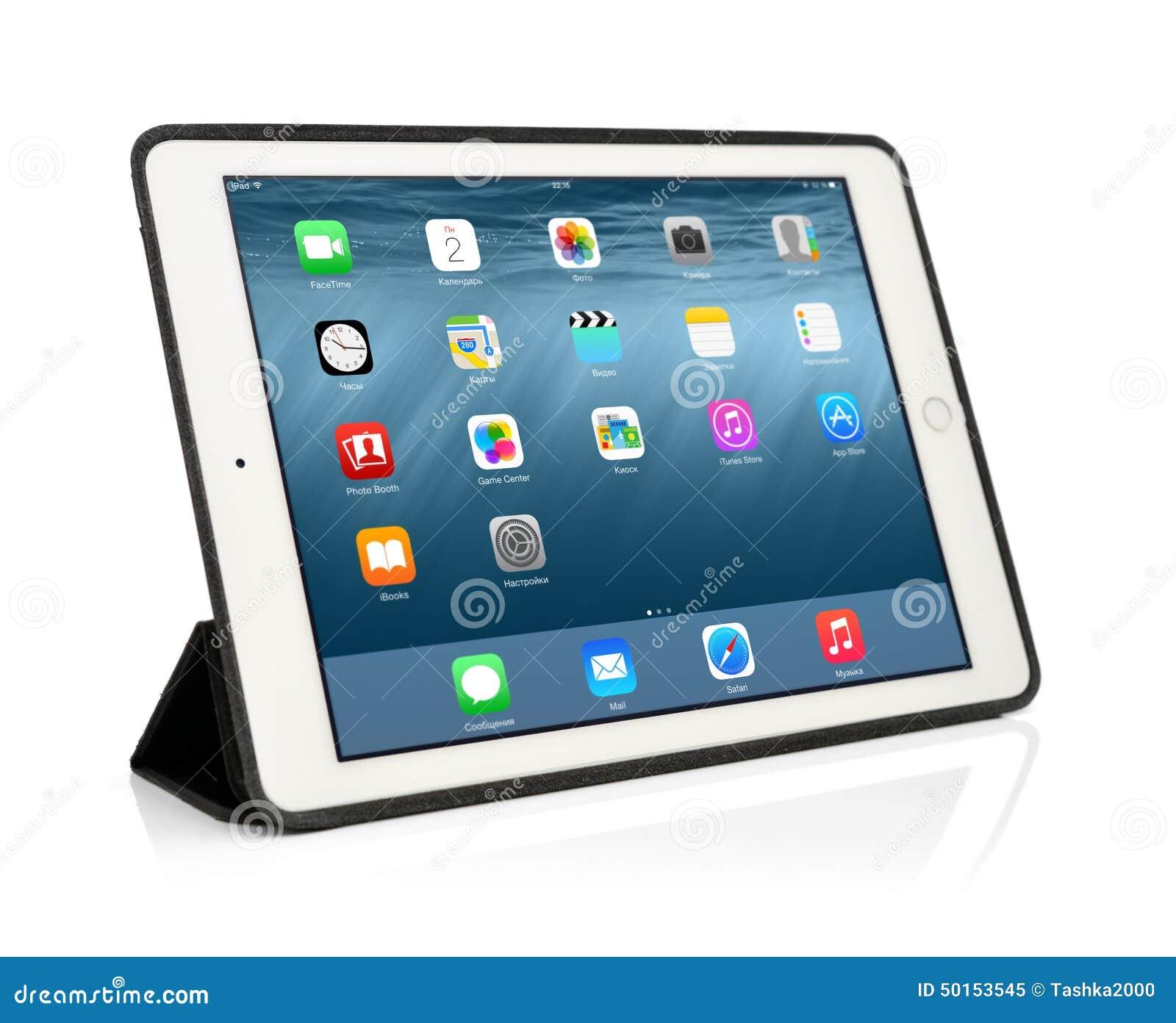 Aire 2 del iPad de Apple