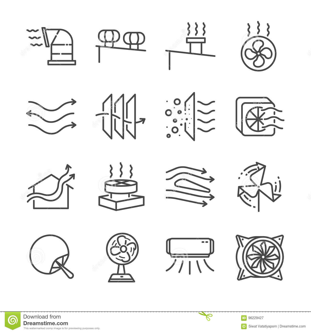 Ventilation stock illustrations 3764 ventilation stock included the icons as airflow turbine fan air buycottarizona Image collections